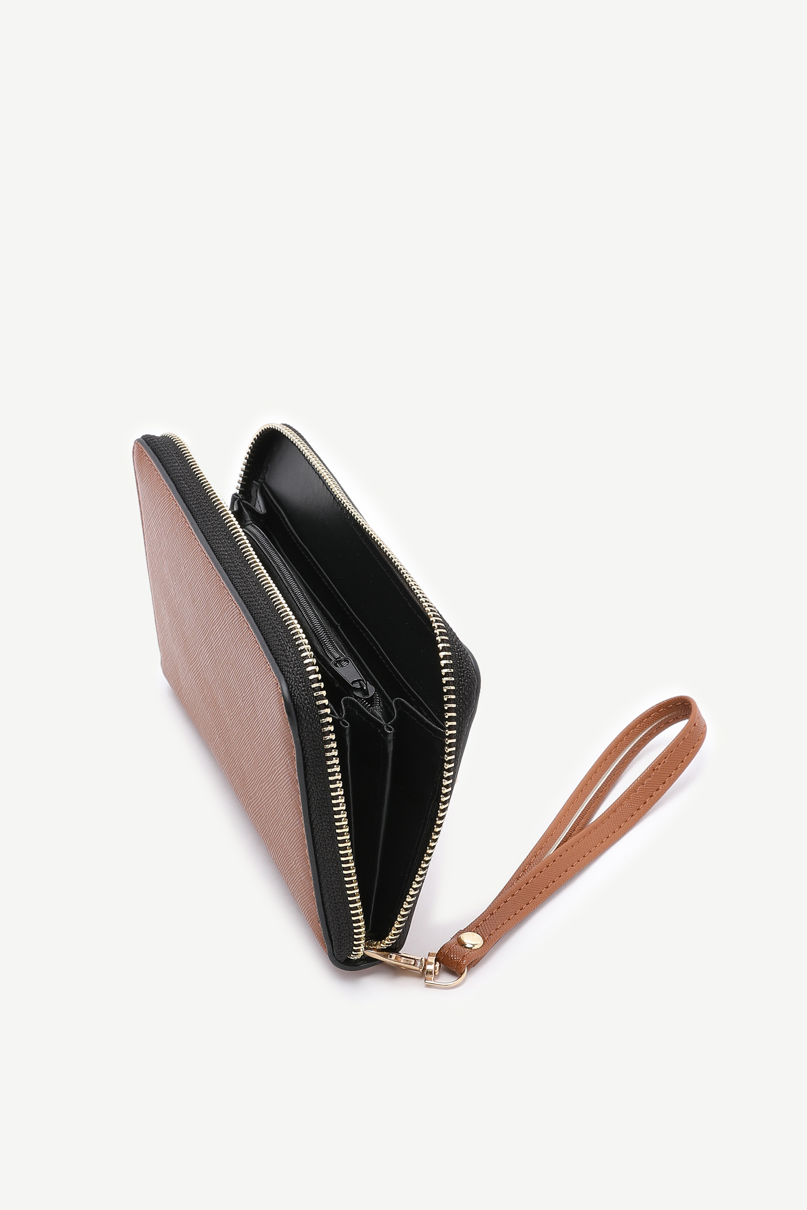 Portefeuille en faux cuir