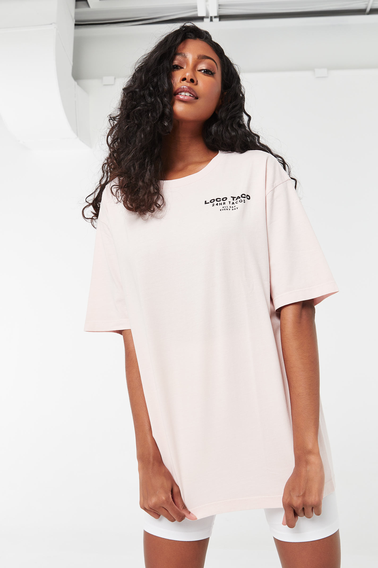T-shirt boyfriend Loco Taco