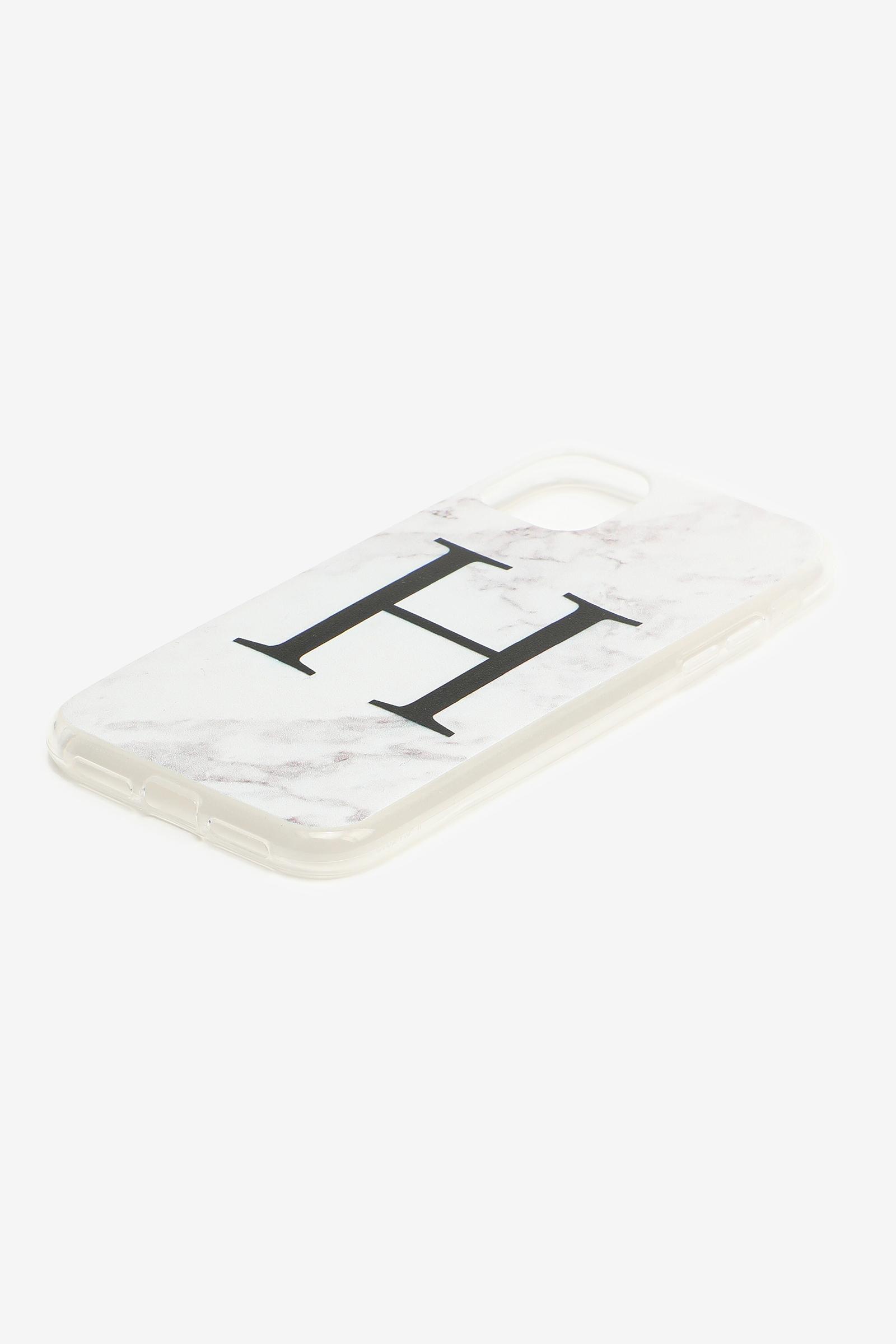 Étui d'iPhone 11 lettre V