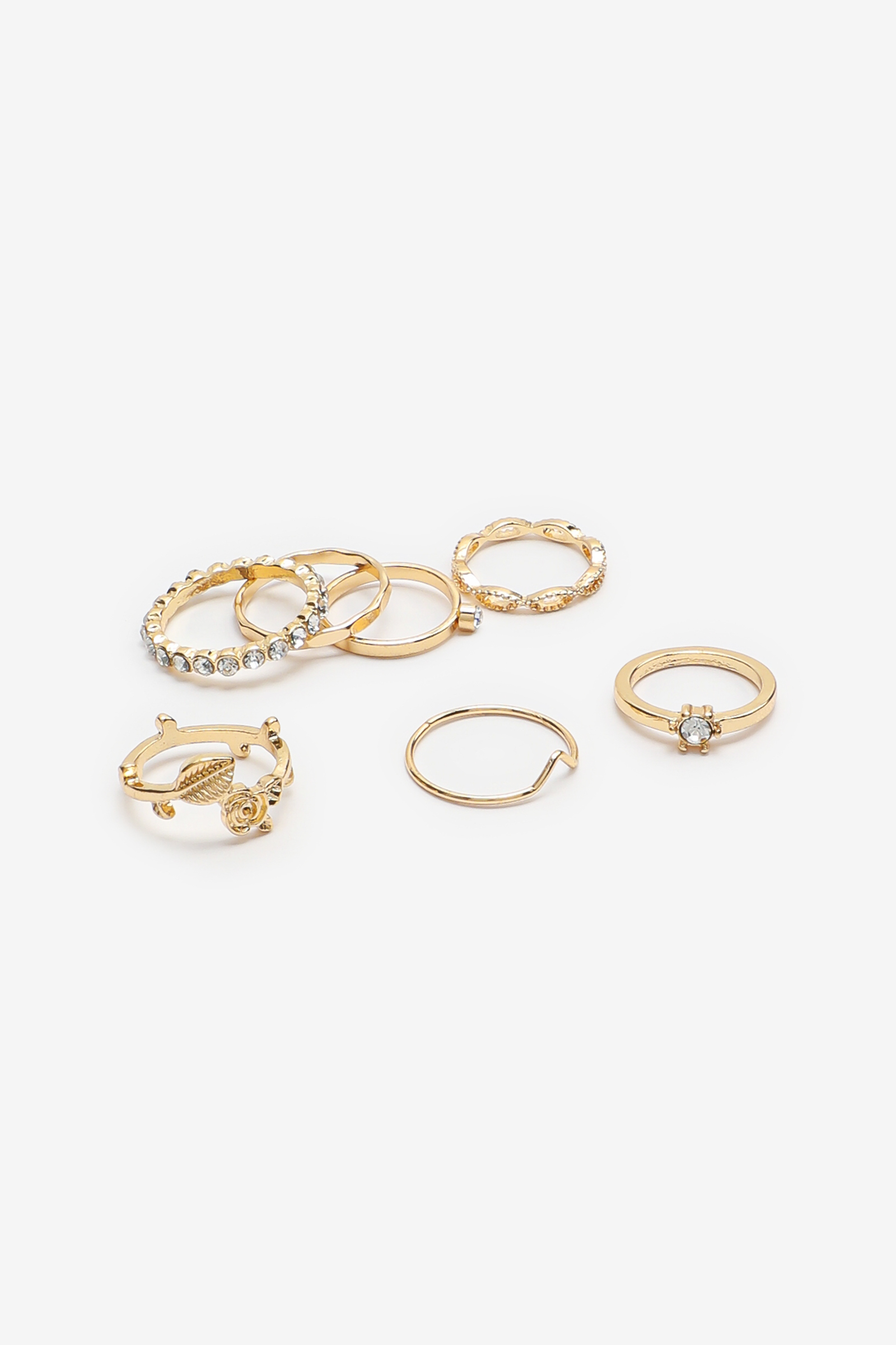 Pack of Assorted Rings