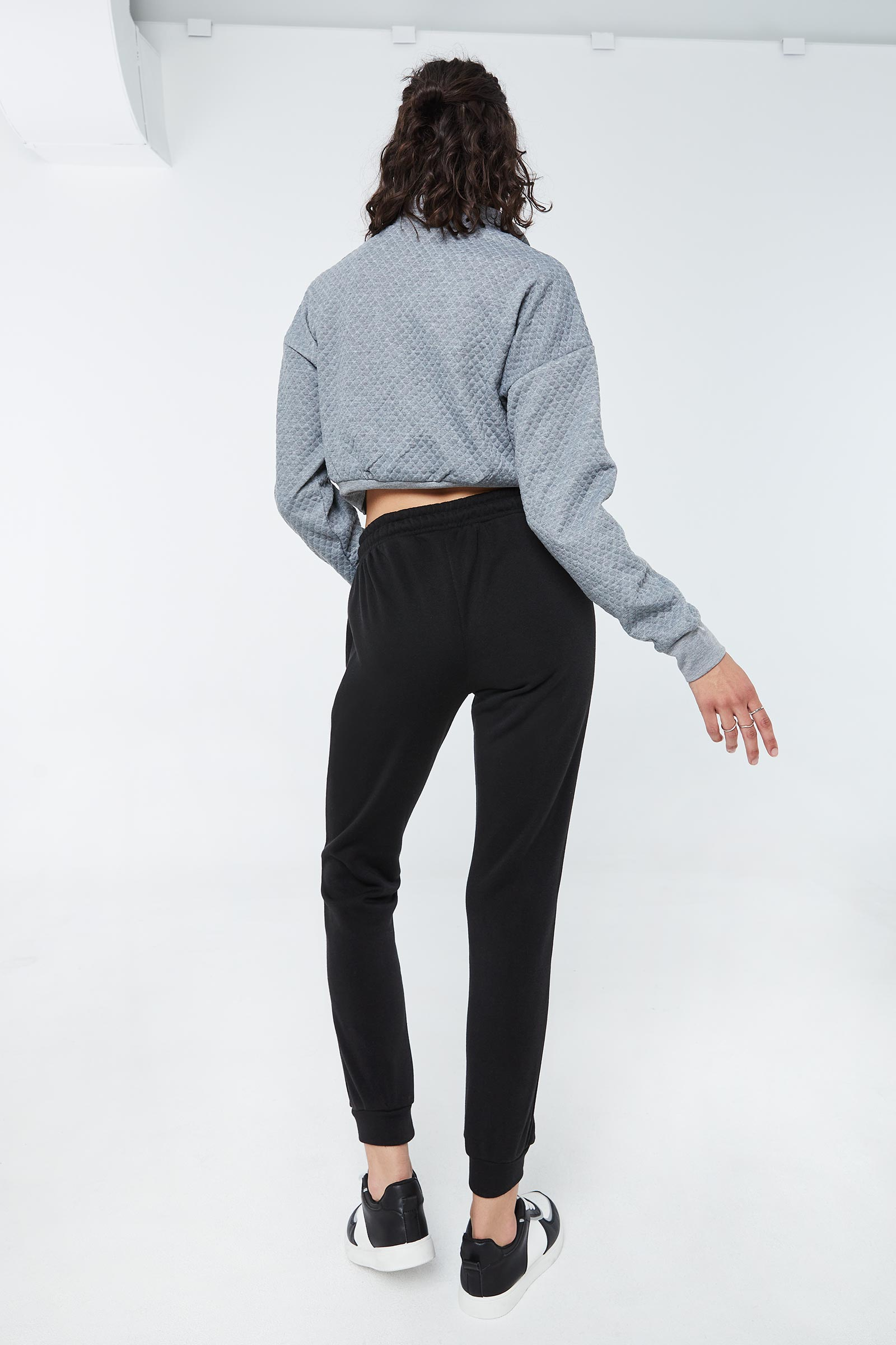 Joggers with Zip Pockets