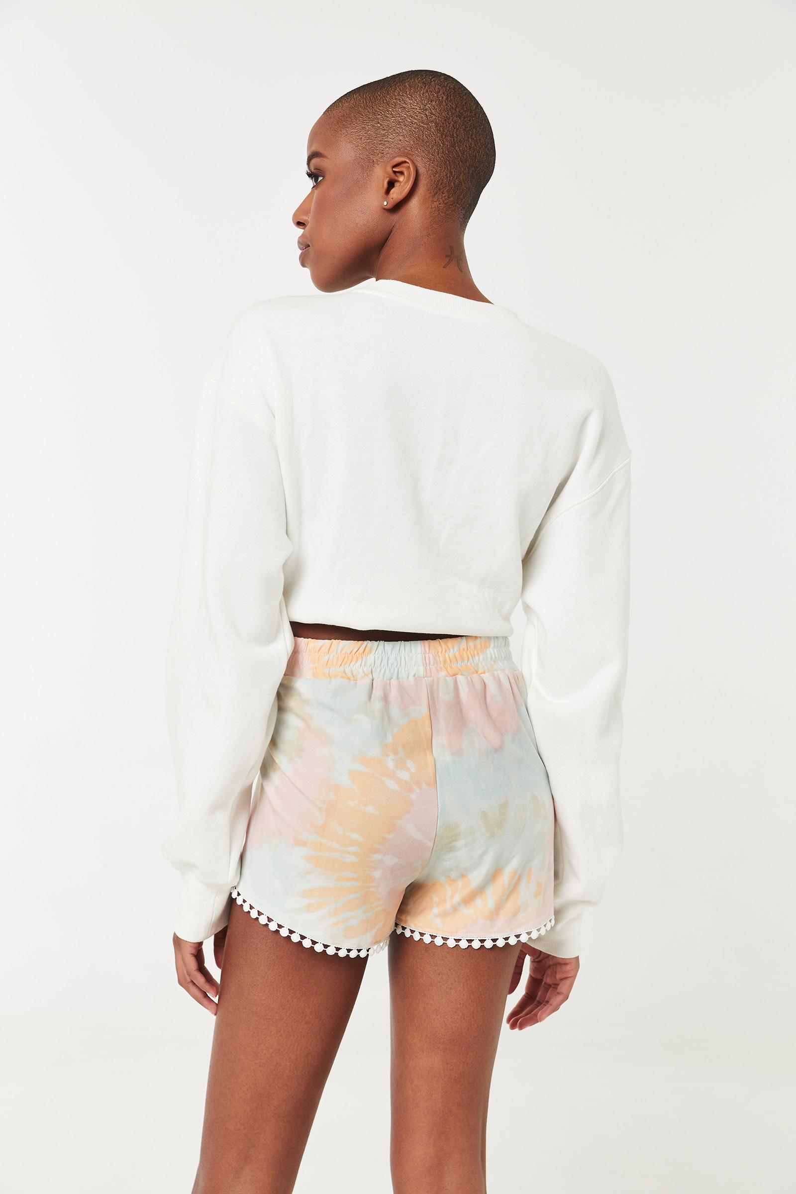Super Soft Tie-dye Shorts