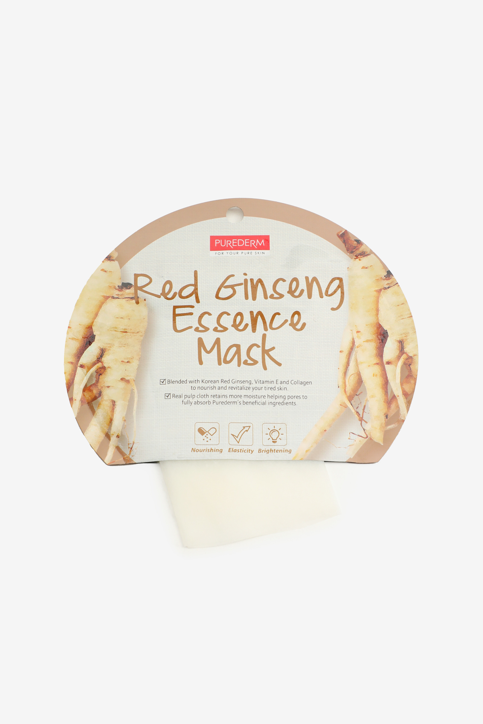 Red Ginseng Face Mask