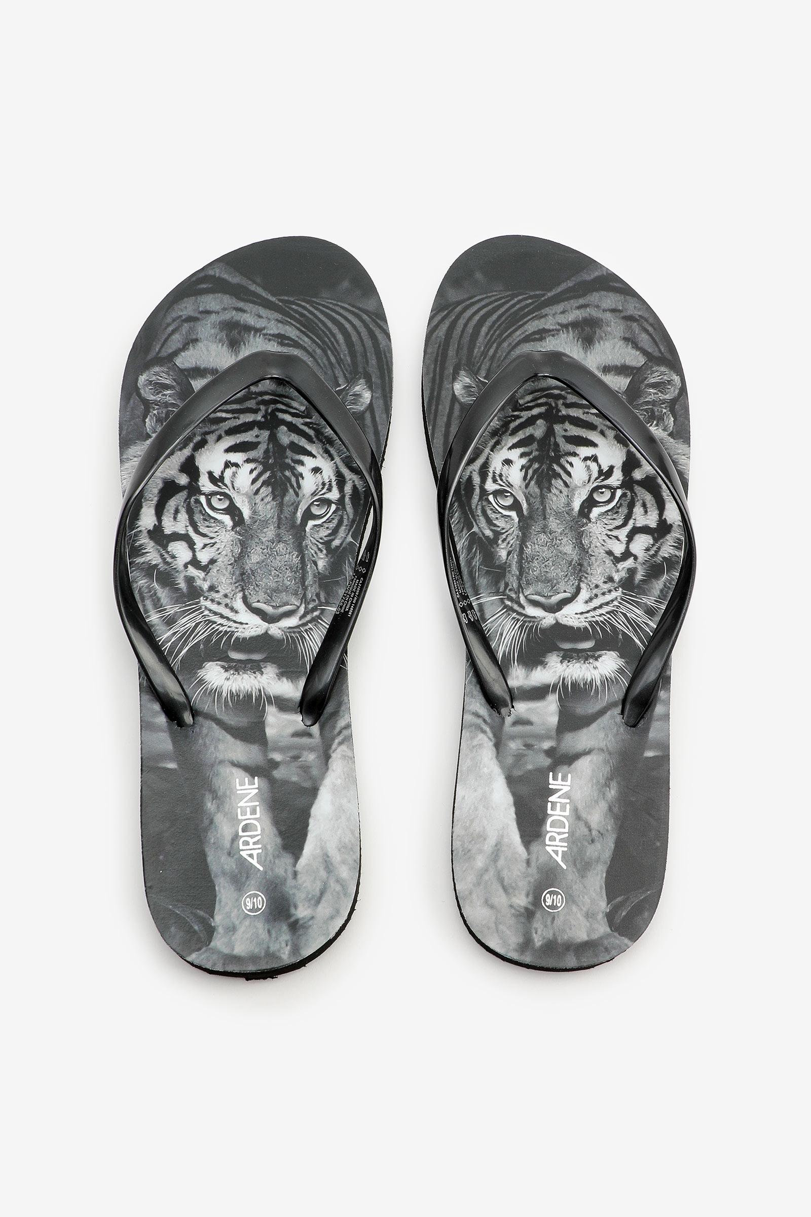 Tiger Flip-Flops