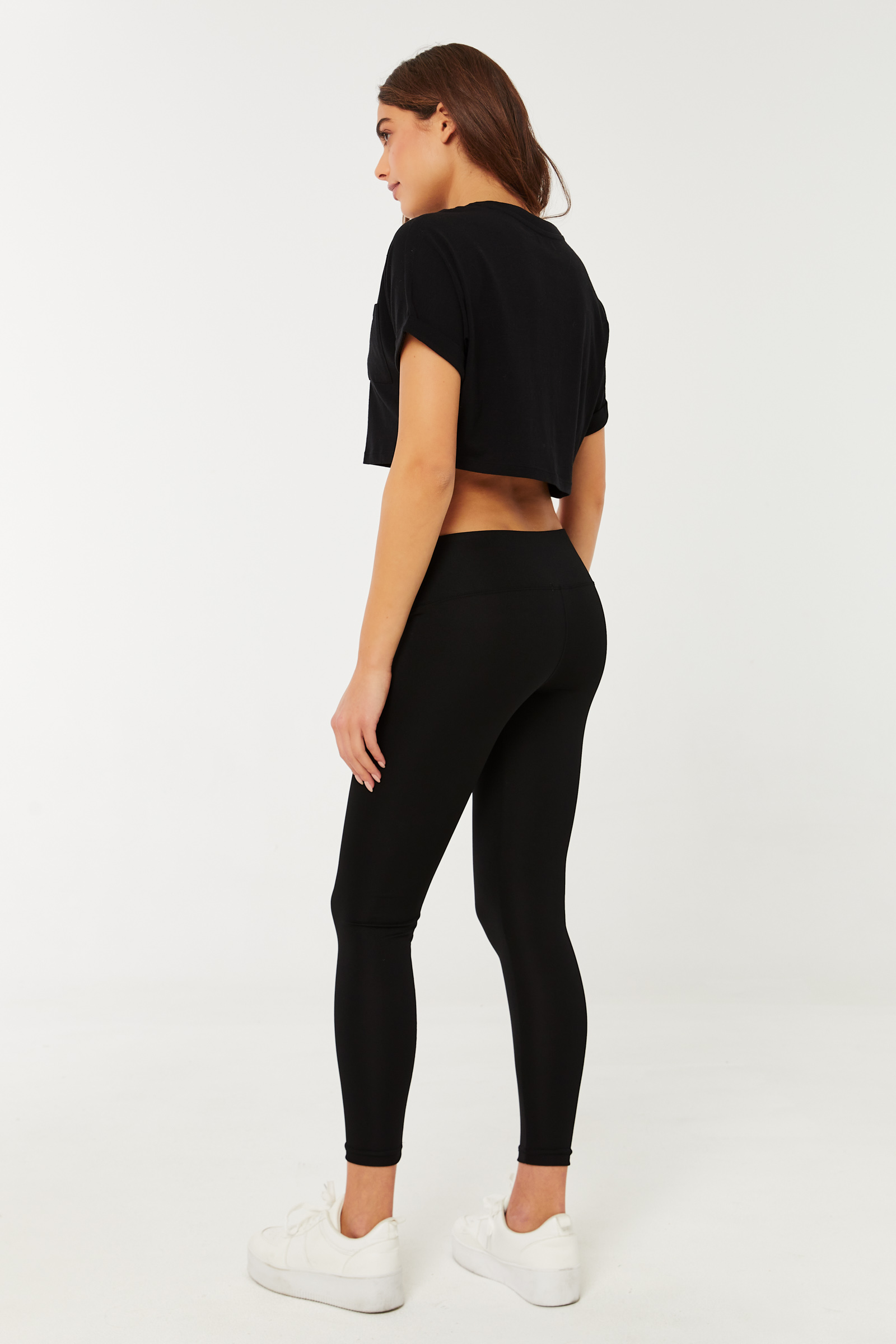 Super Soft Leggings with Front tie
