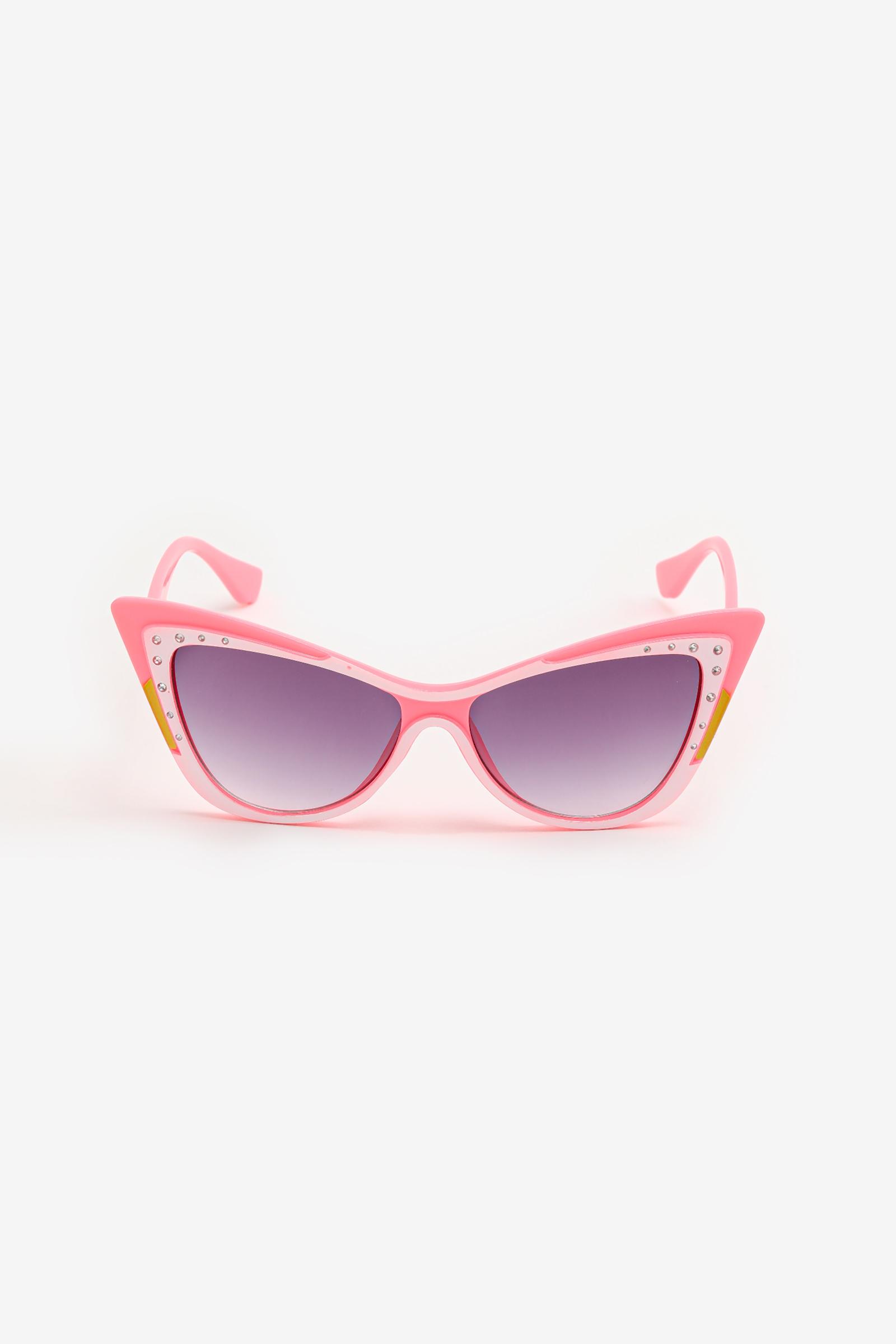 2 Tone Cat Eye Sunglasses for Kids