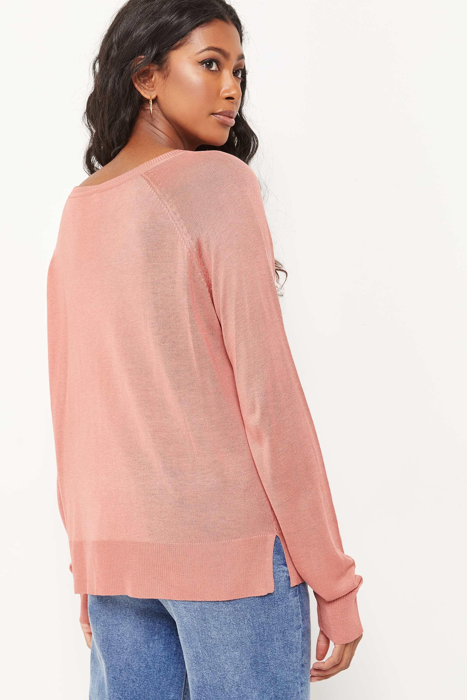 Classic Fine-Gauge Sweater