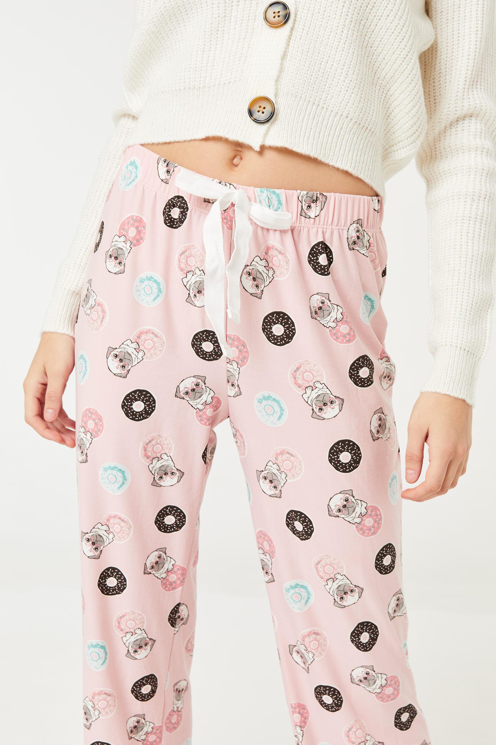 Donuts PJ Pants