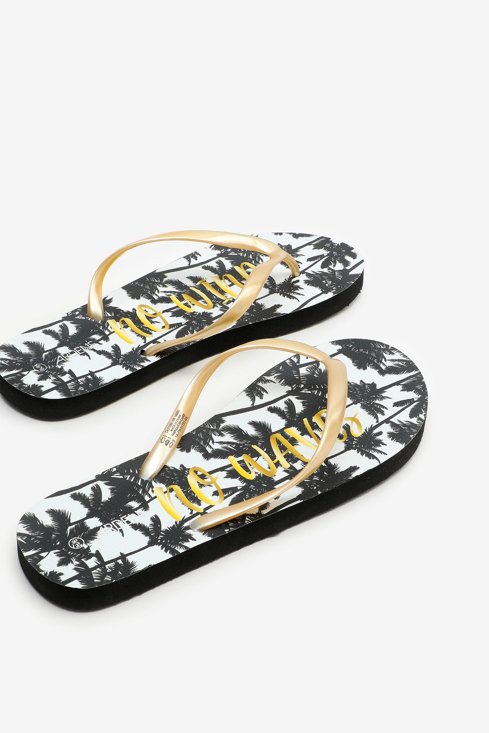Tropical Flip-Flops