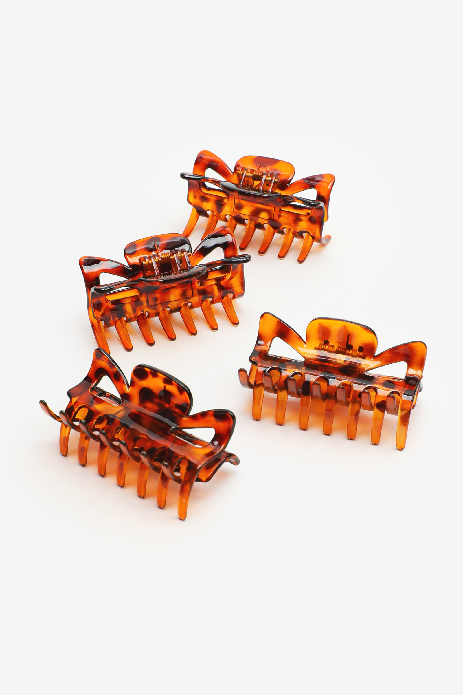 Pack of classic Hair Claws