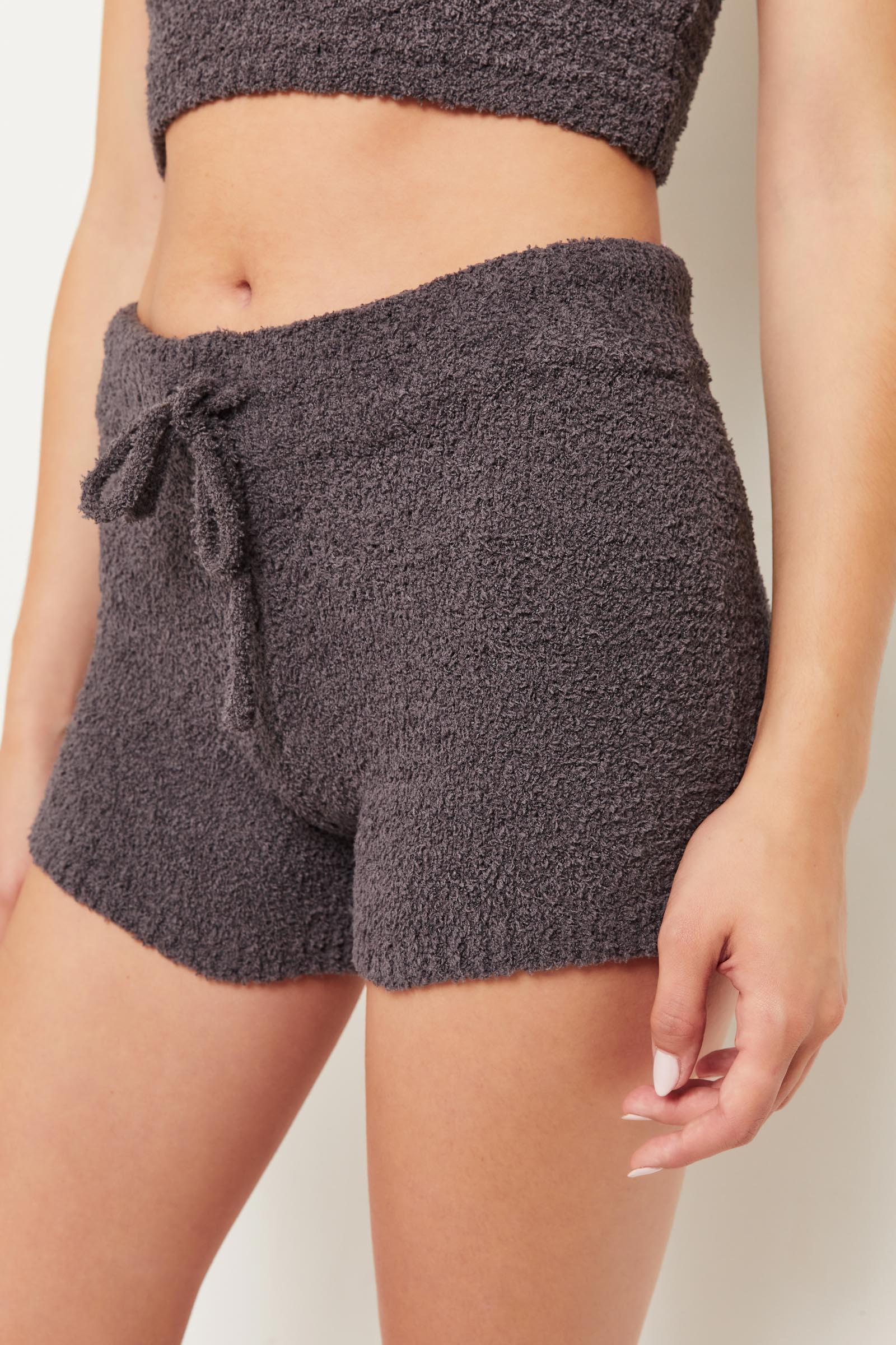 Lounge Chenille Shorts