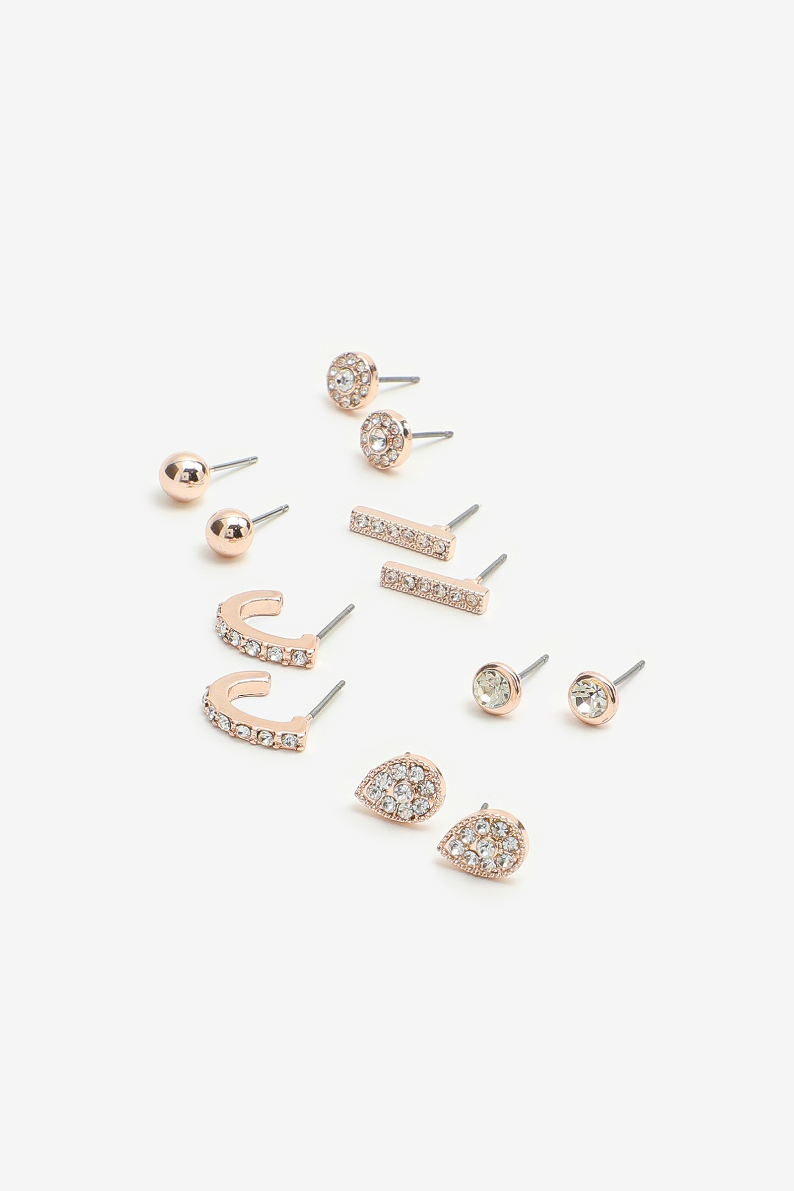 Pack Assorted Studs and Hoops