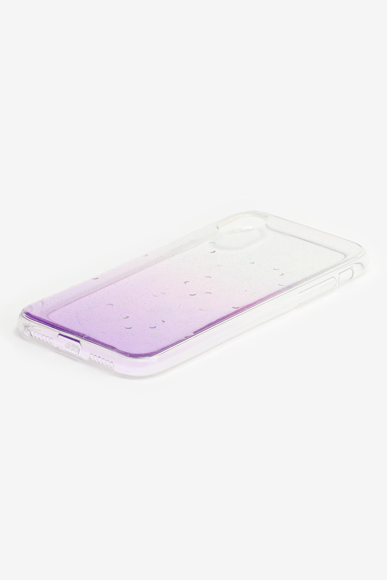 Étui d'iPhone XR brillant