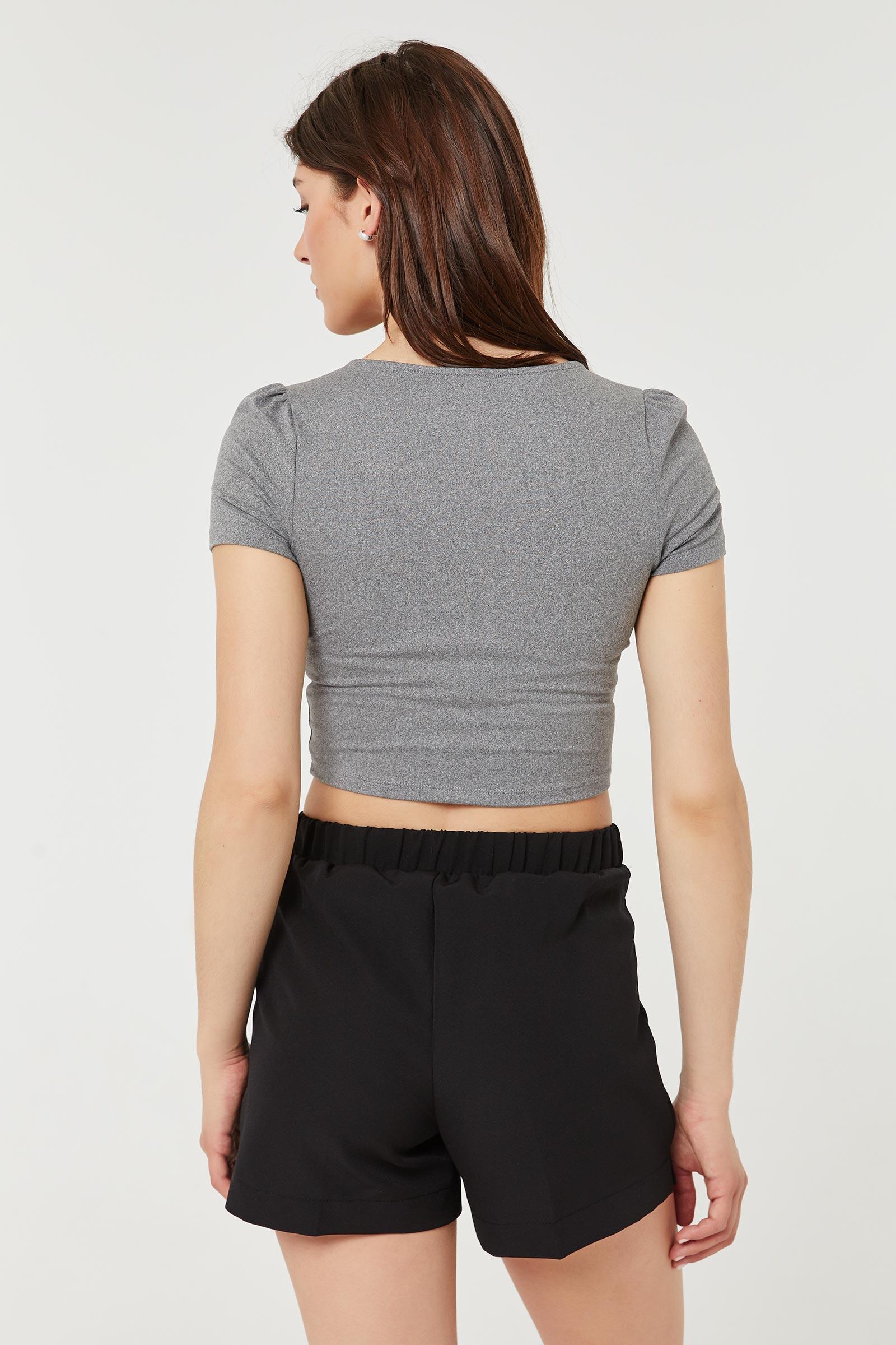 Paper Bag Shorts