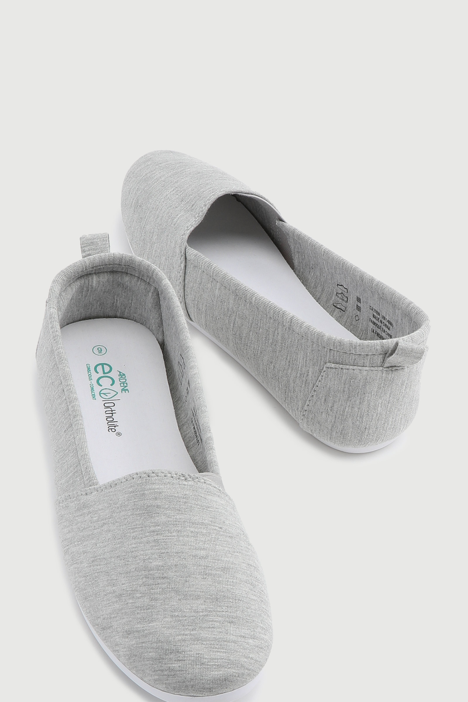 Slip-On Bamboo Sneakers