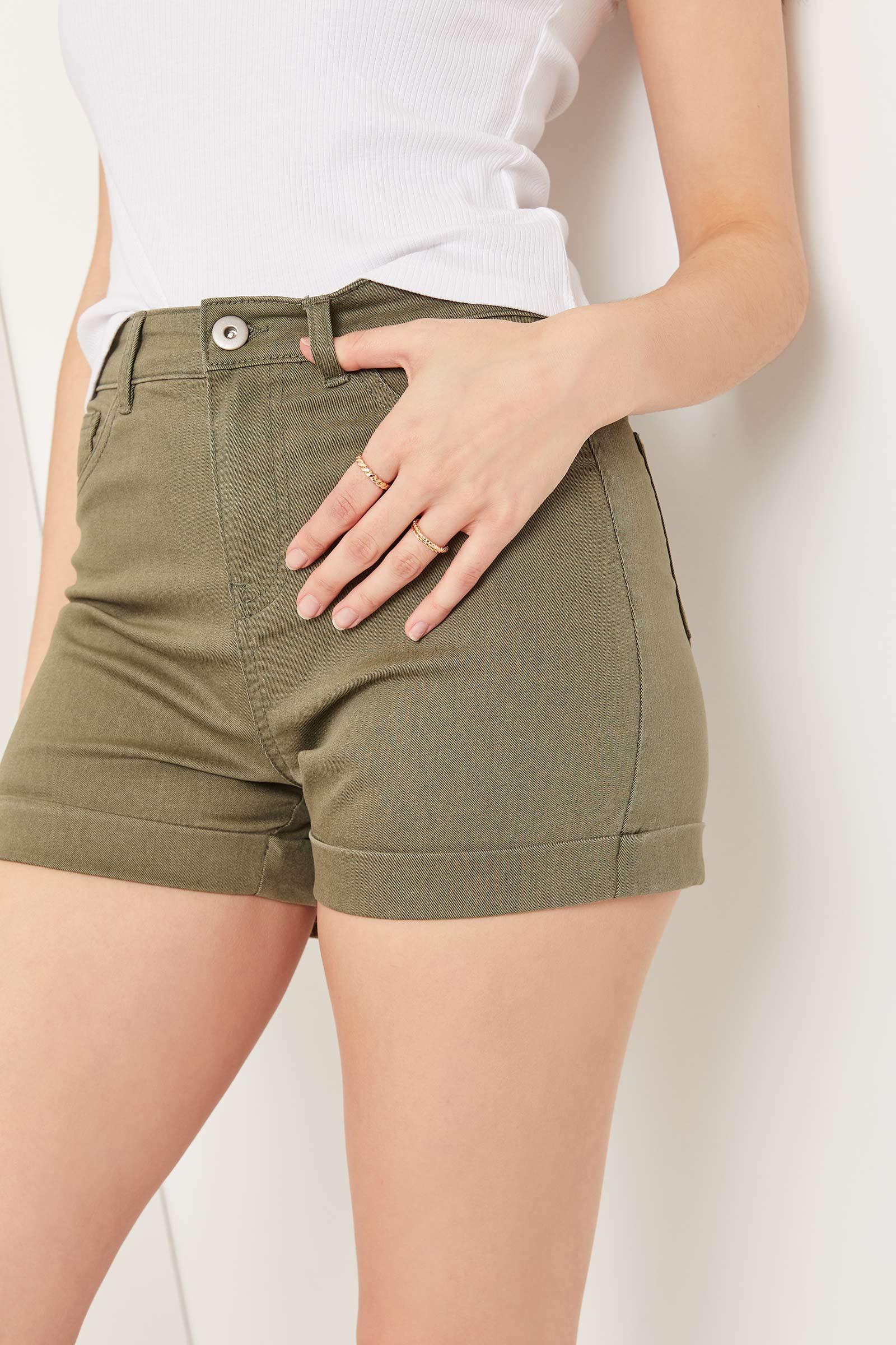 Basic Ultra High Rise Shorts