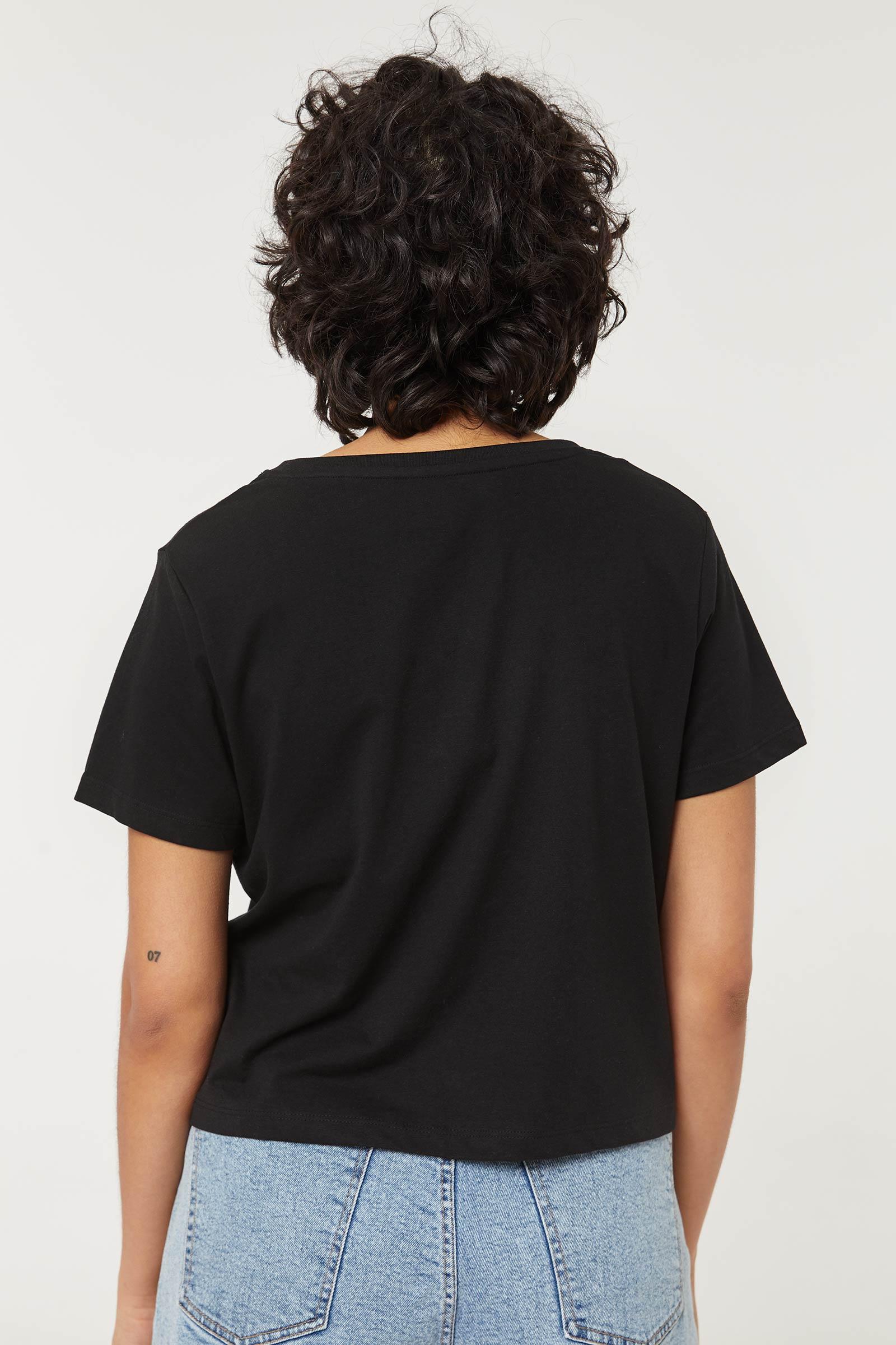 T-shirt carré Firebird