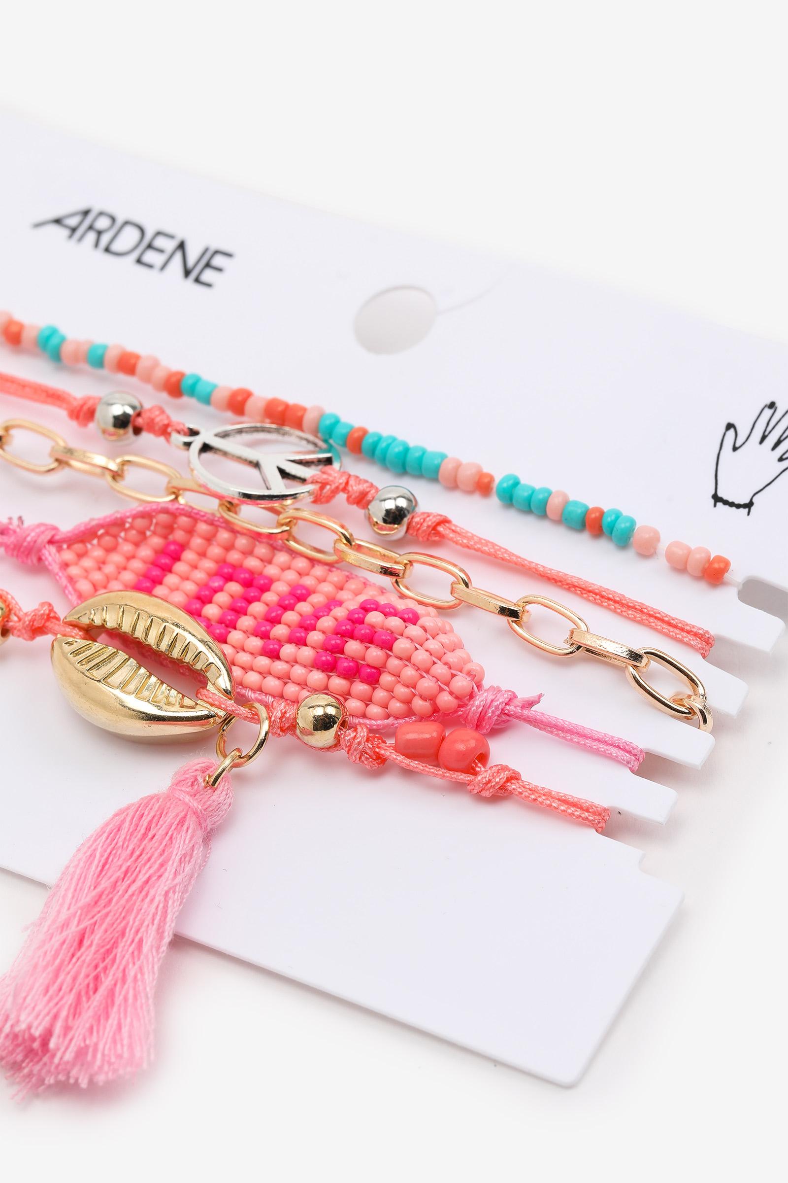 Mixed Charm Bracelets