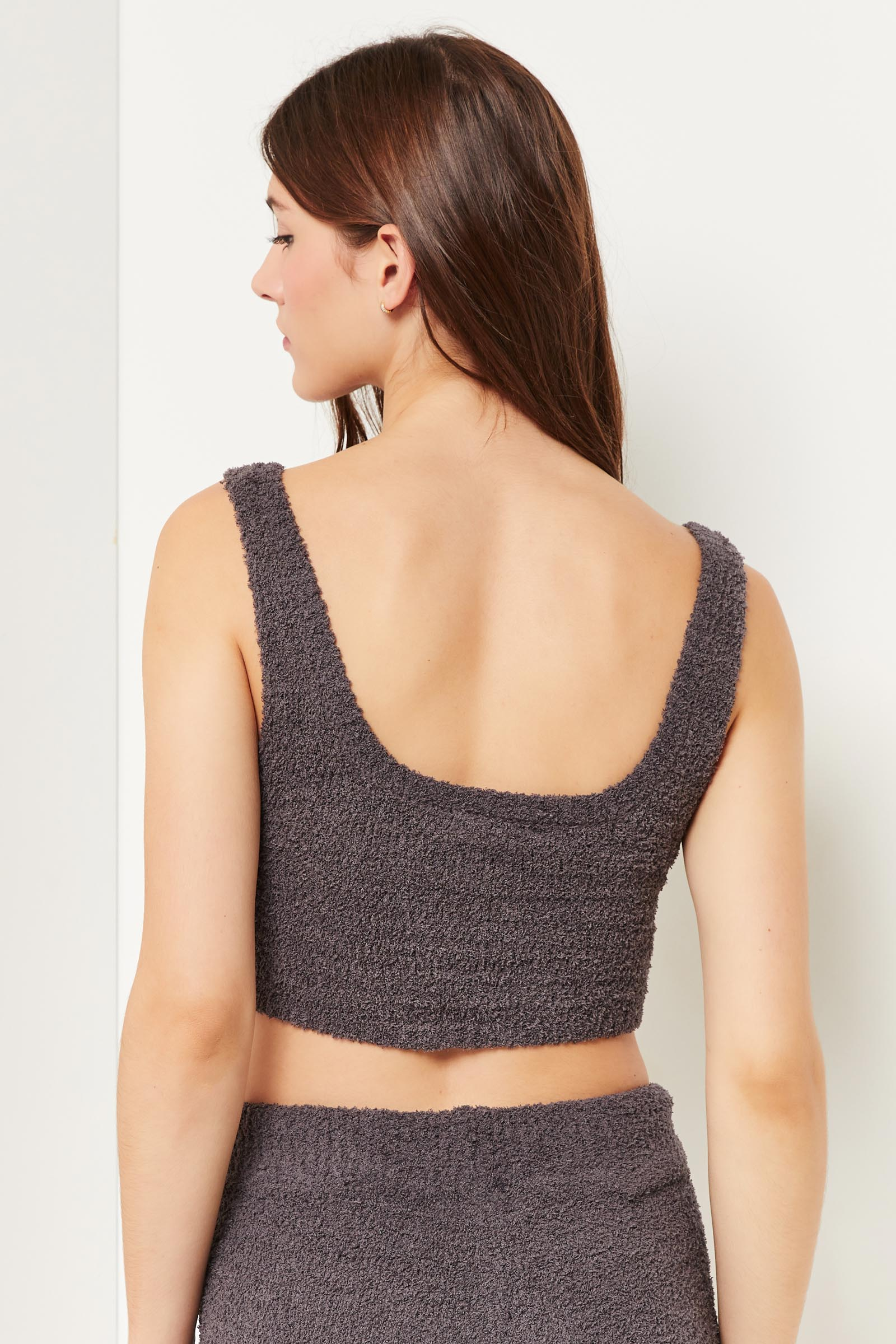 Chenille Lounge Tank Top
