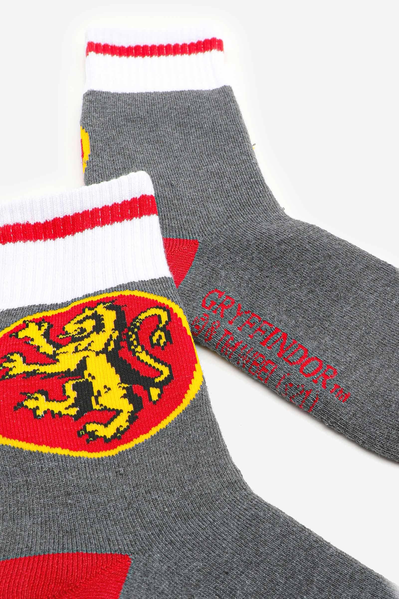 Gryffindor Crew Socks