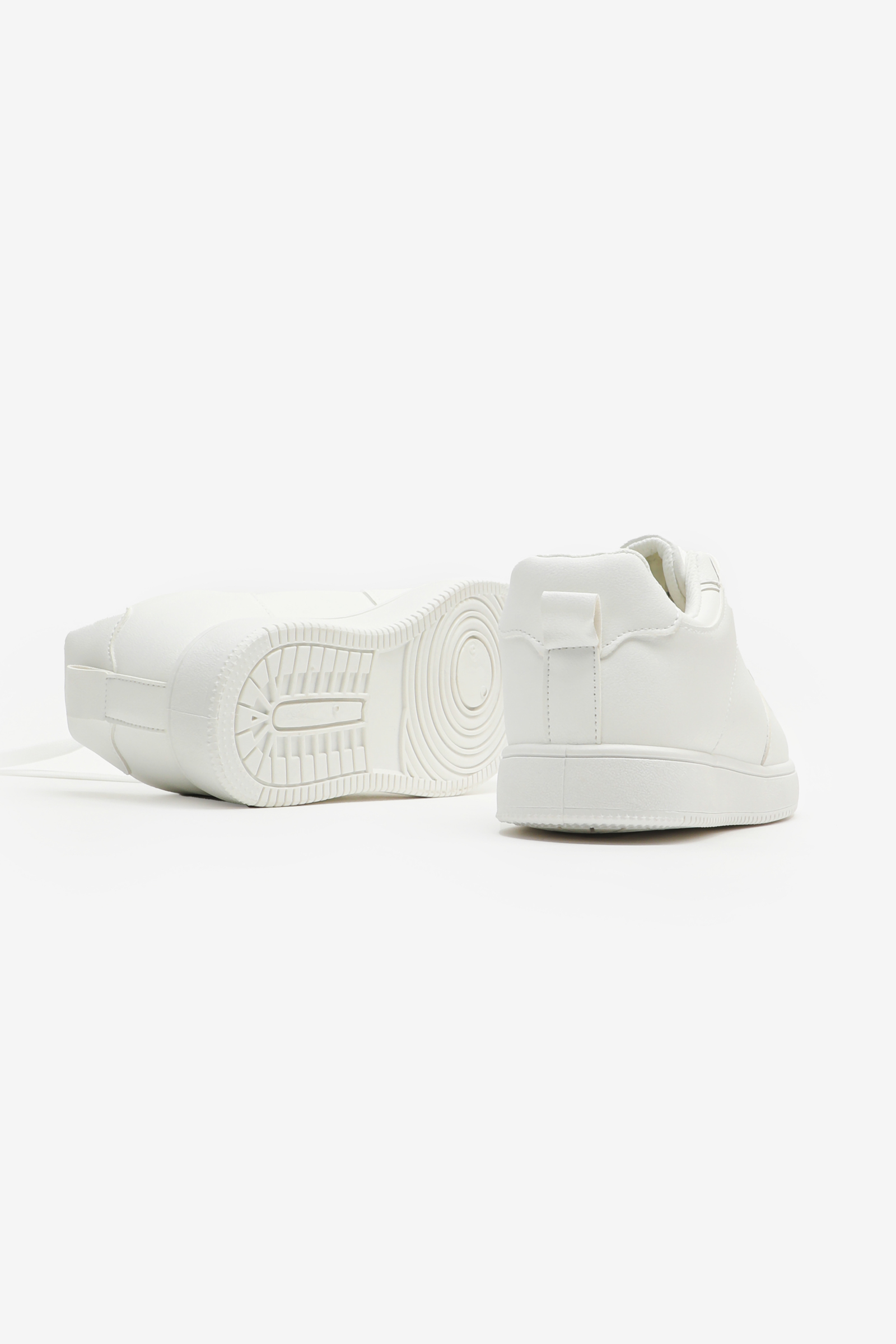 Perforated Sport Sneakers