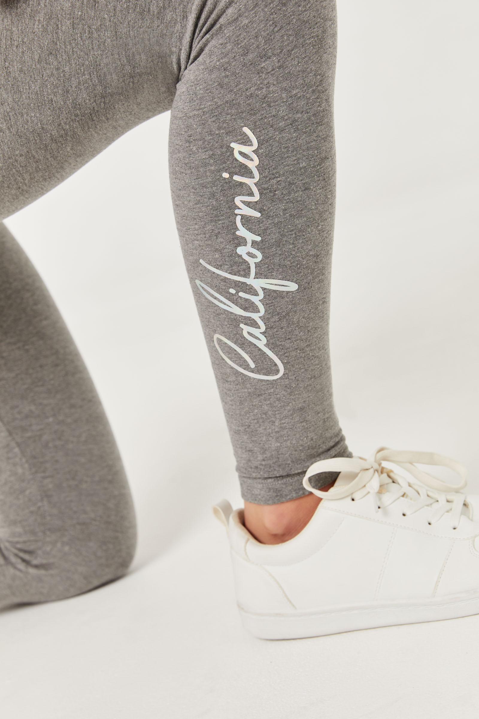 California Side Stripe Leggings