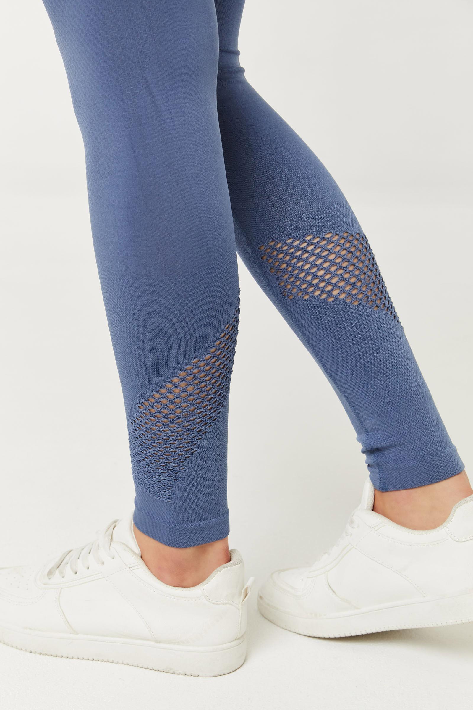 High Waist Seamless Leggings
