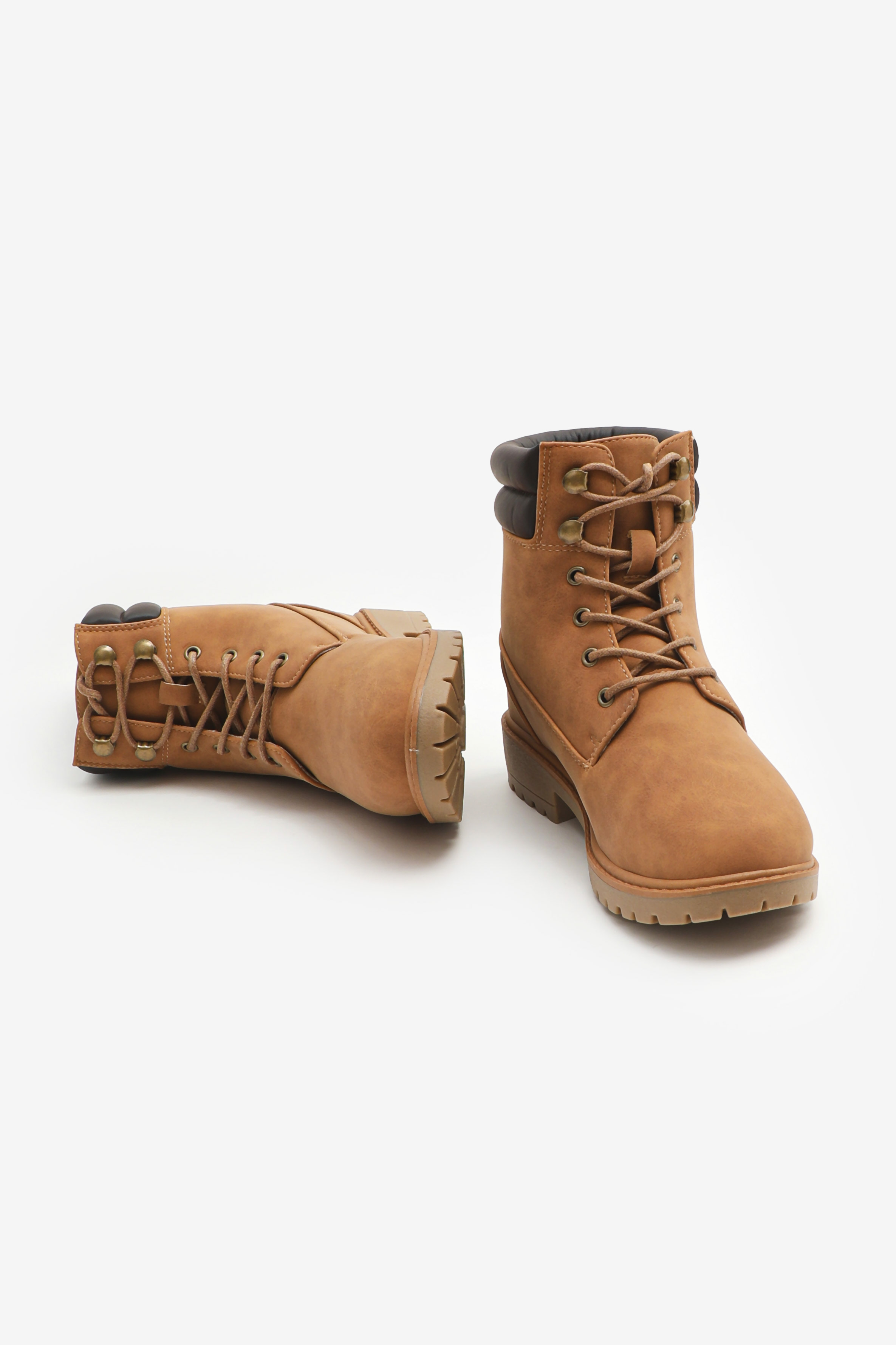 Track Hiker Boots
