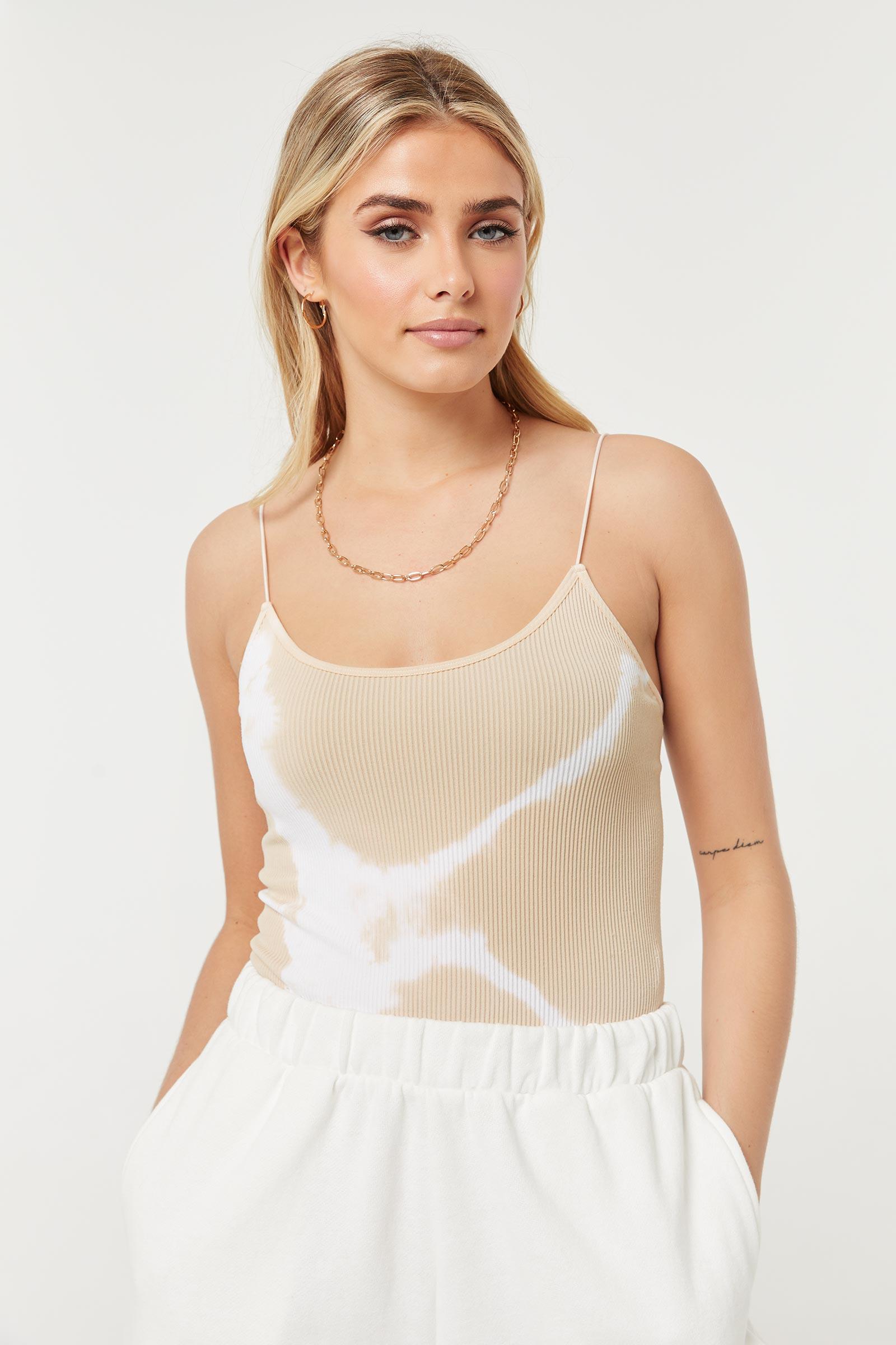 Bodysuit cami sans coutures