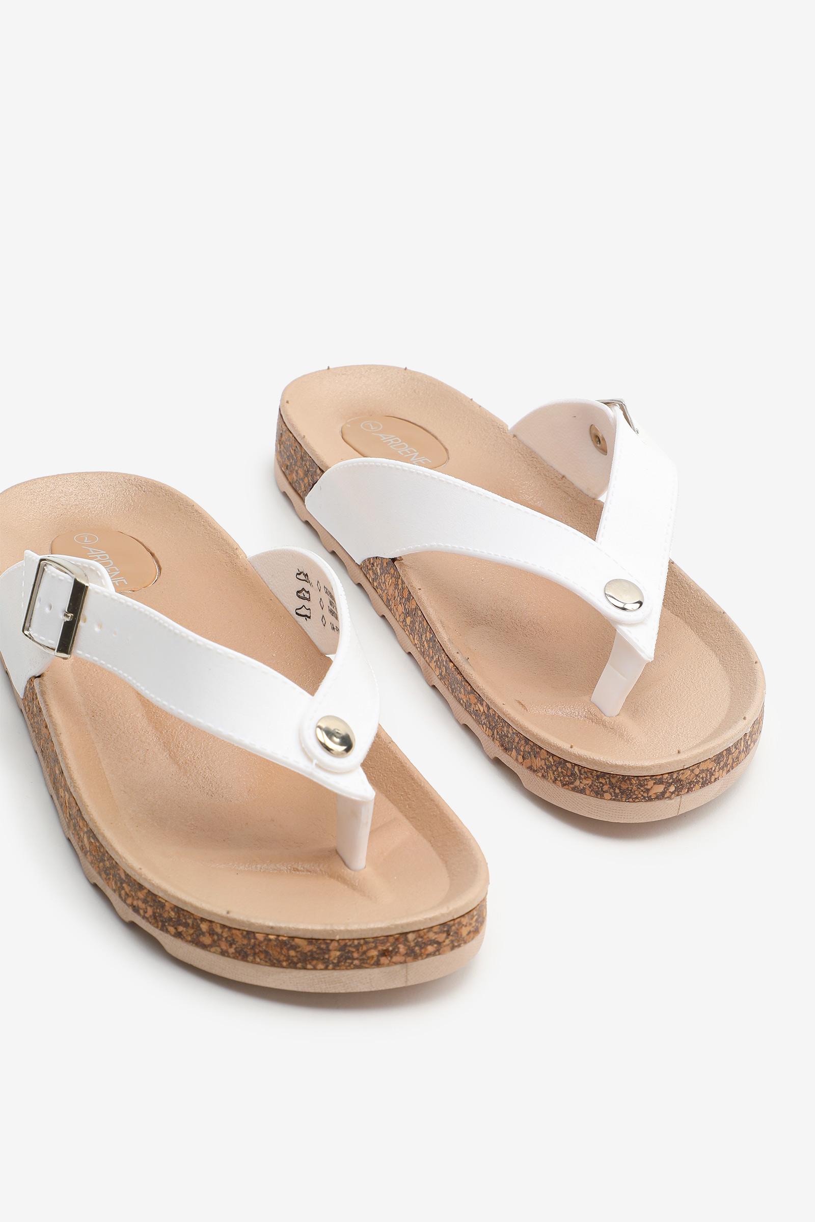 Flip-flops moulées