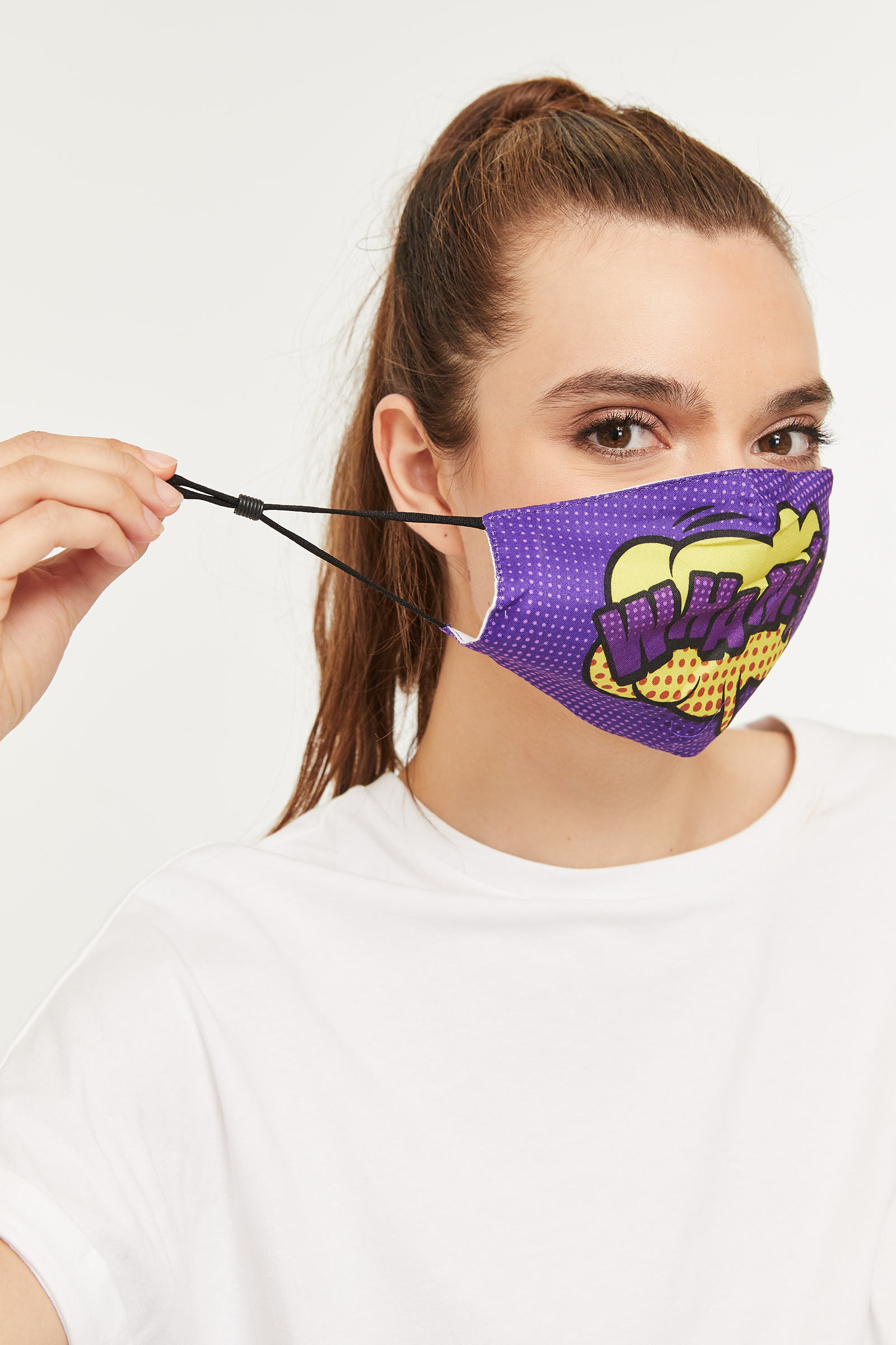Wham! Reusable Face Covering