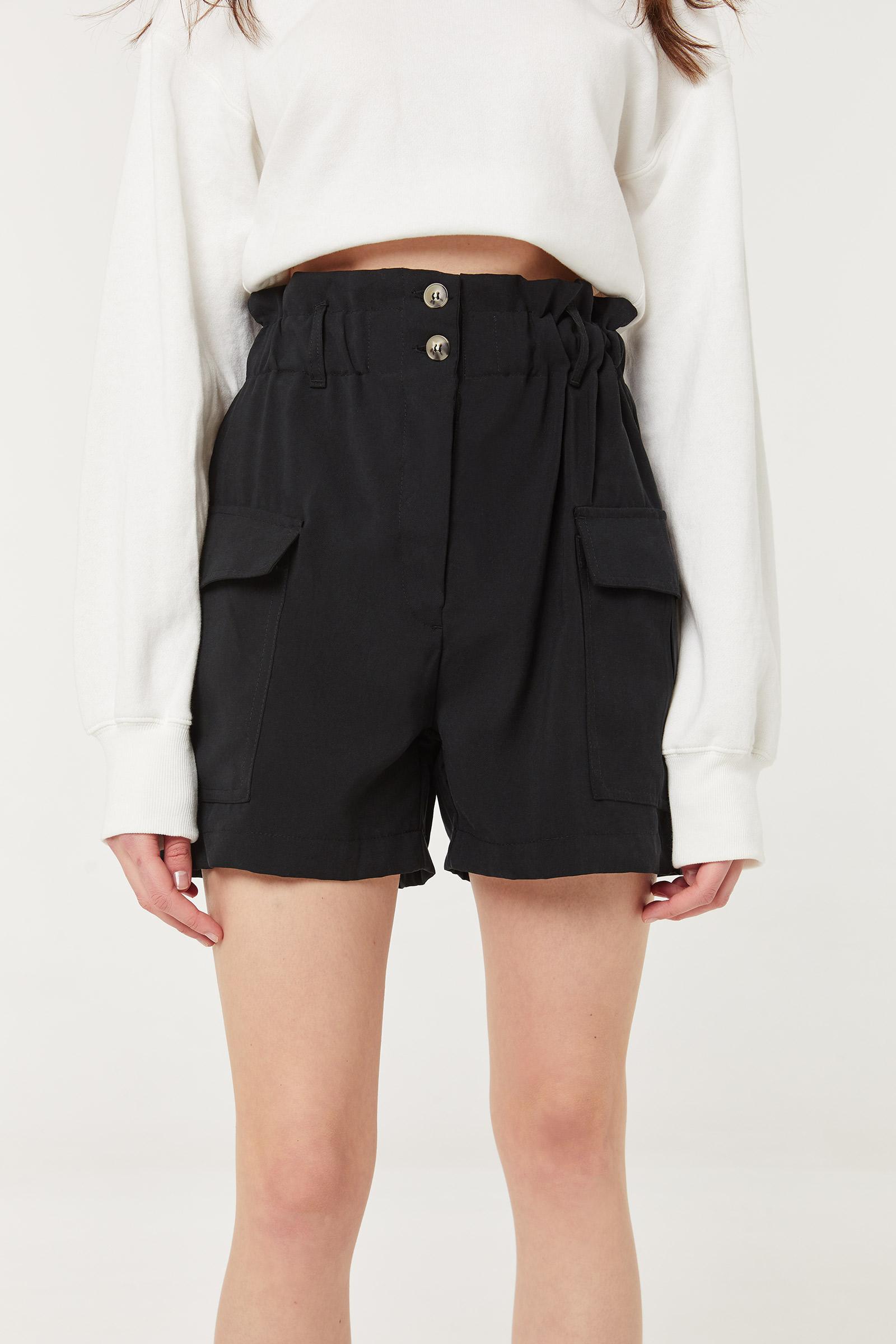Paper Bag Cargo Shorts
