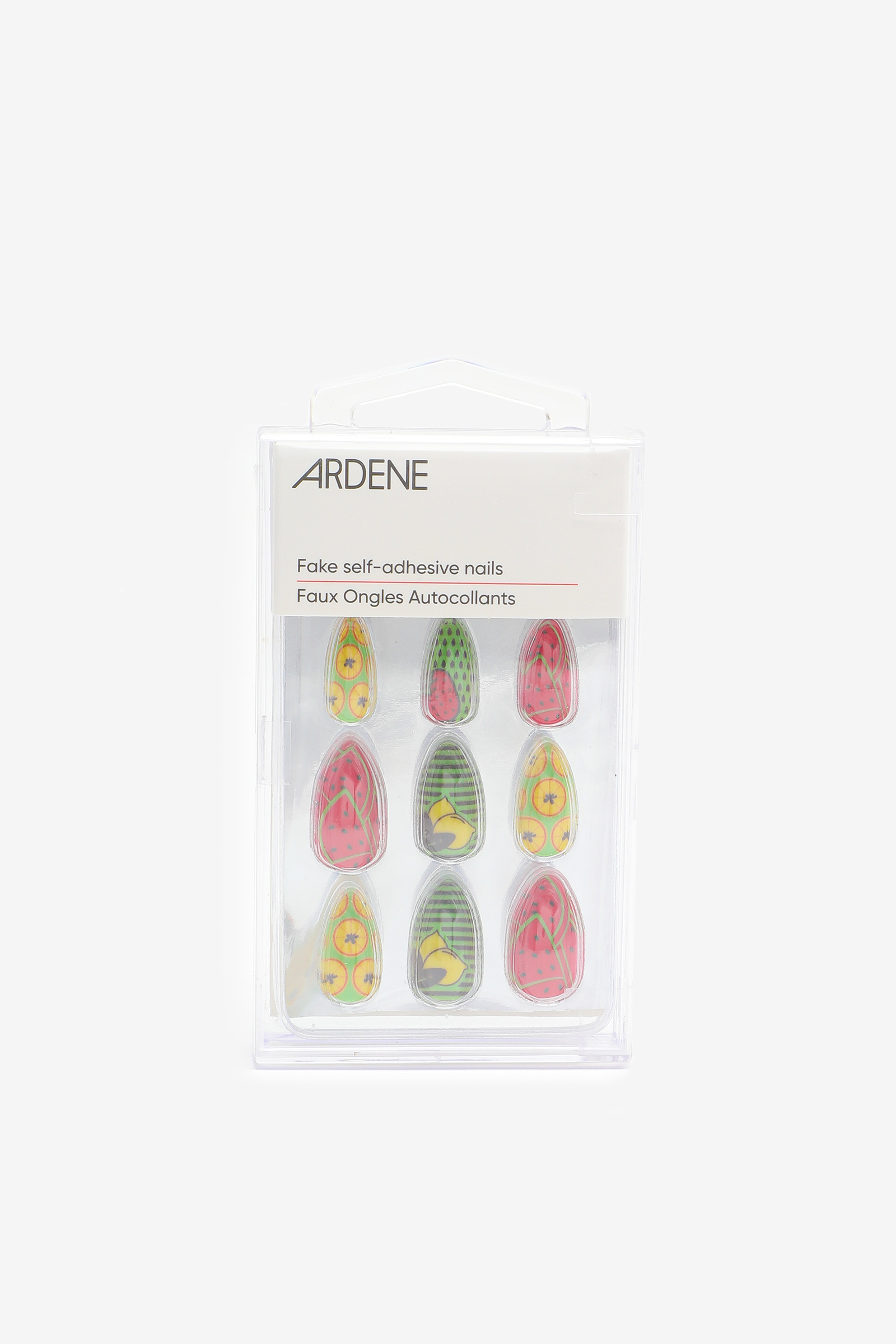 Pack of Bright Fruit Nails