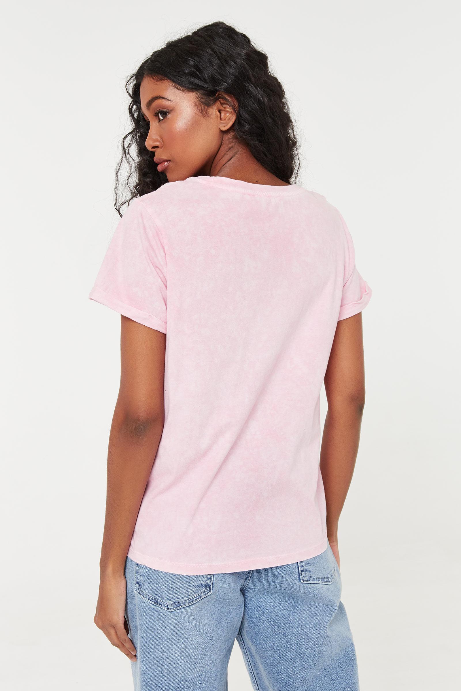 T-shirt tie-dye LA