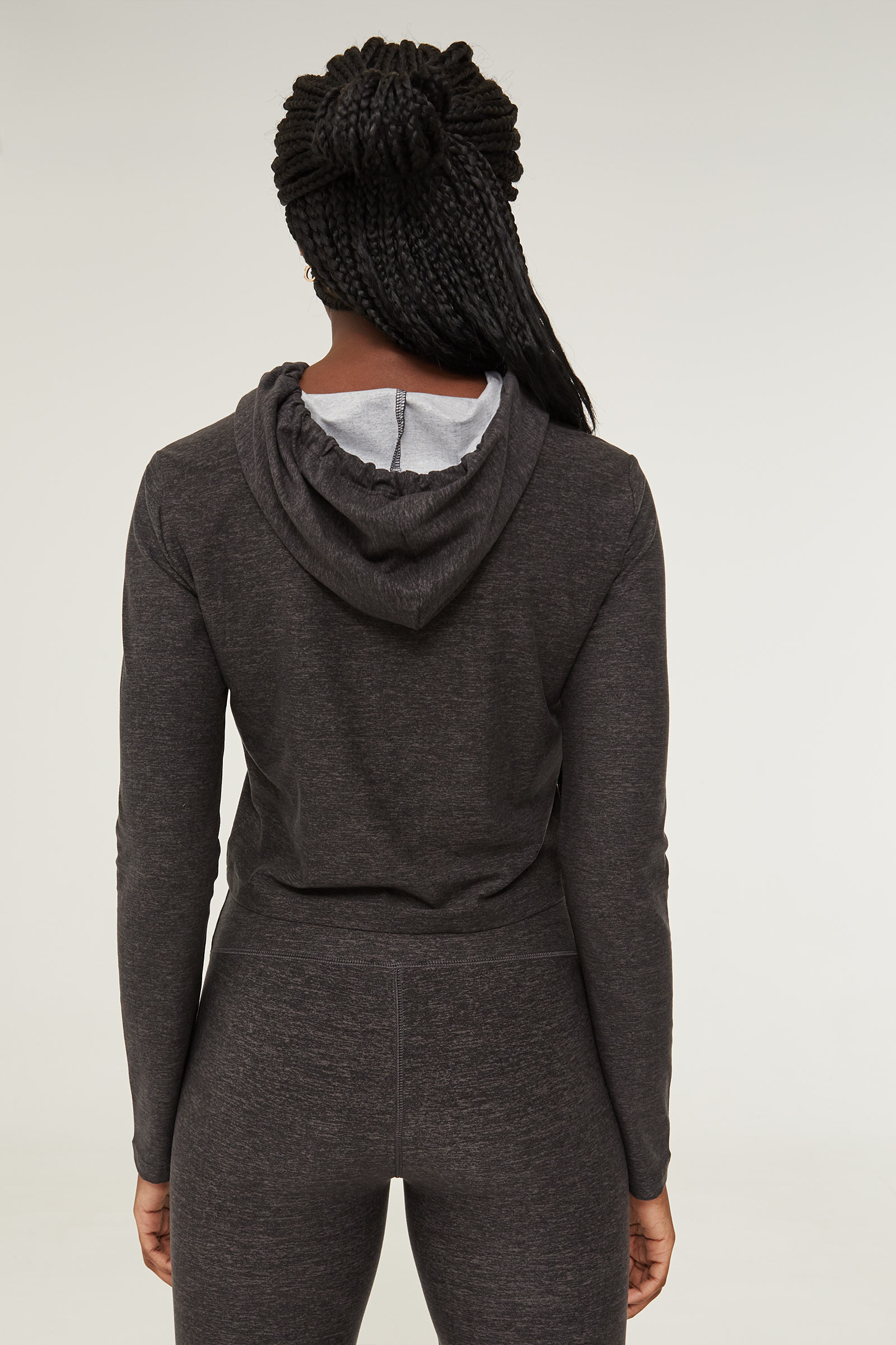 Cropped Softie Hoodie