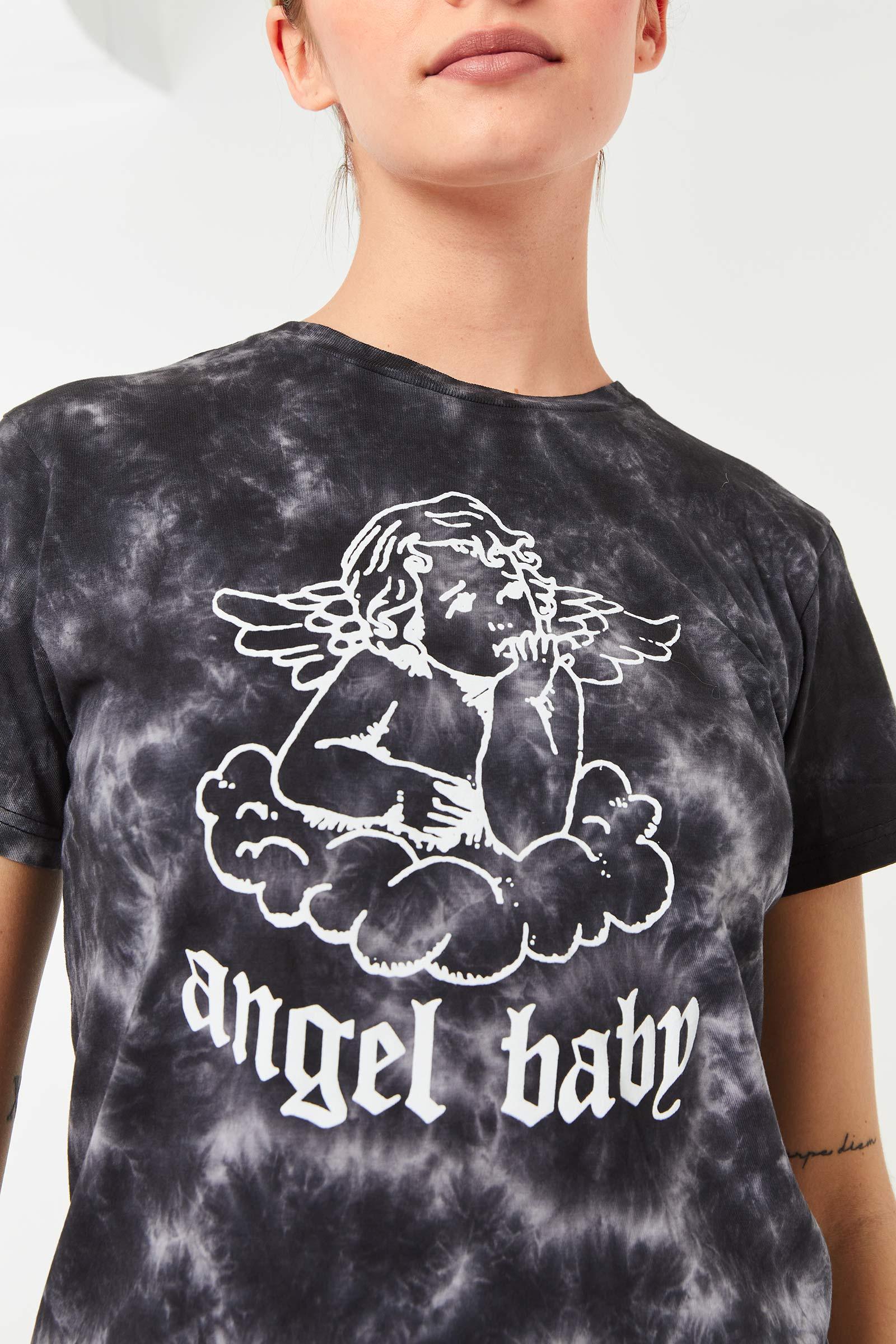 Angel Baby Tie-Dye Tee