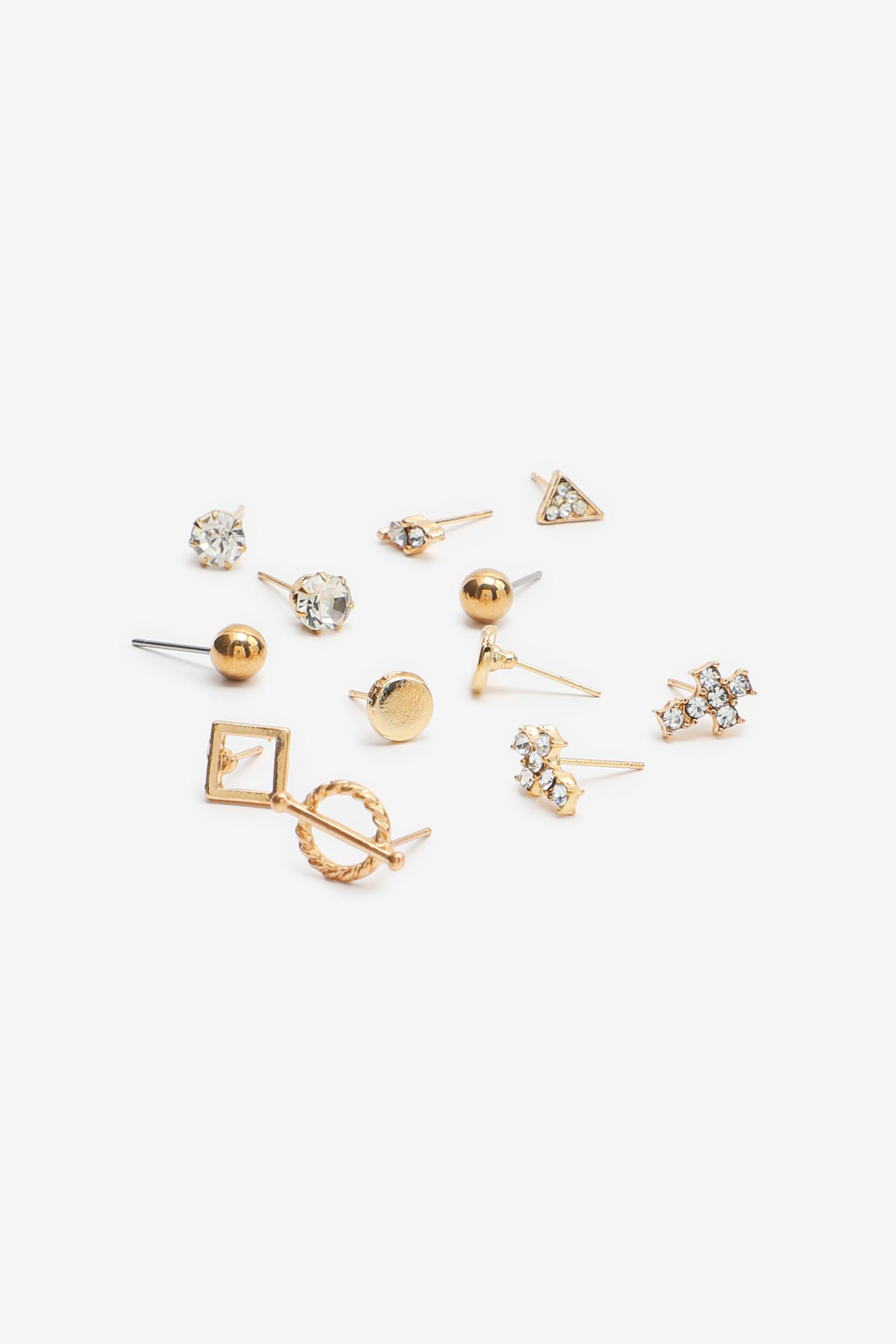 Pack of Assorted Earrings