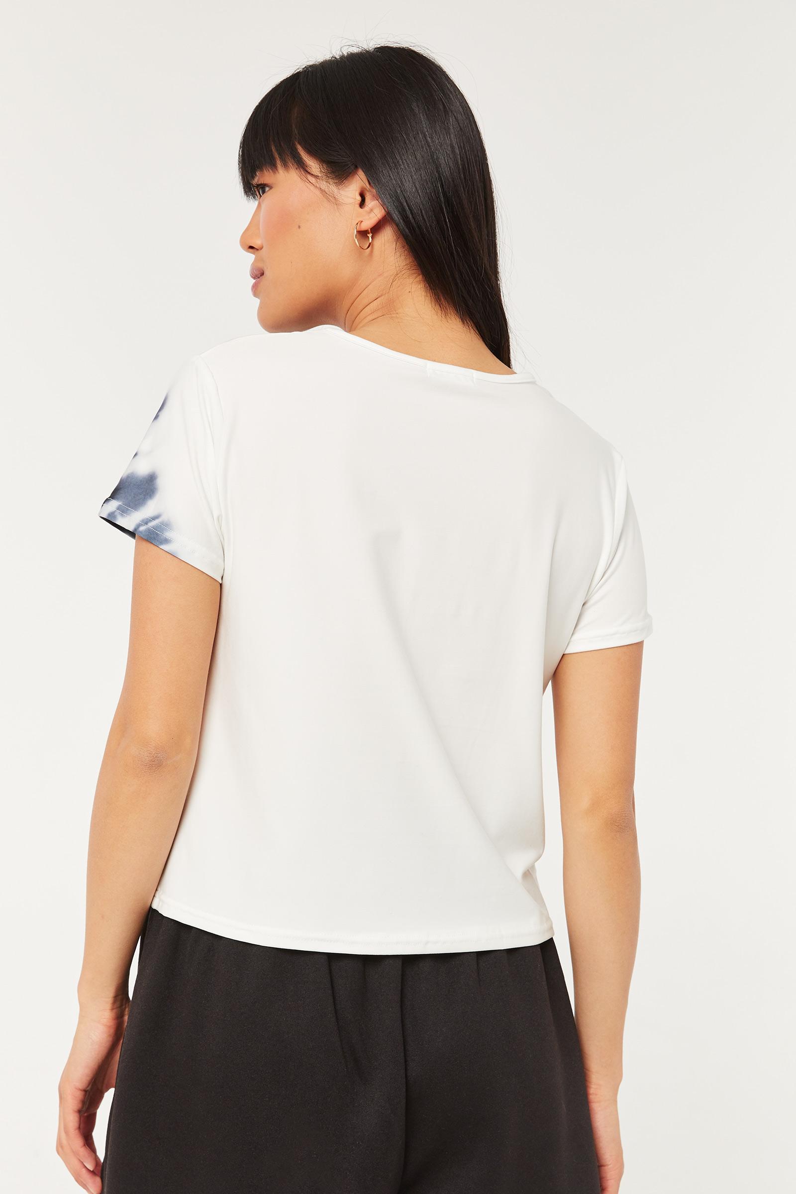 Boxy Tie-Dye T-shirt
