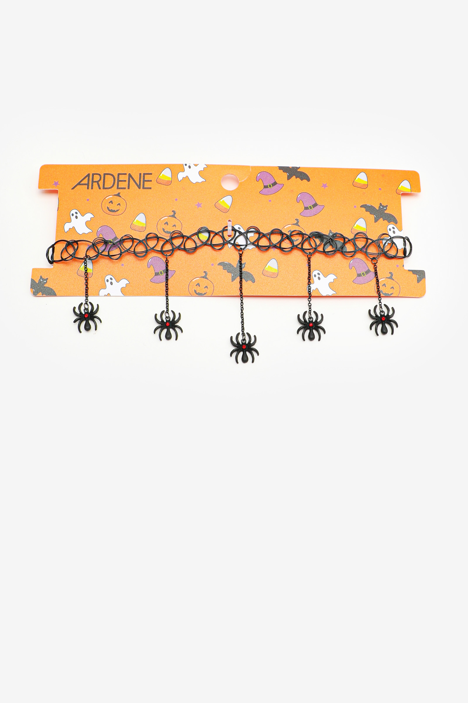 Spider Choker Necklace