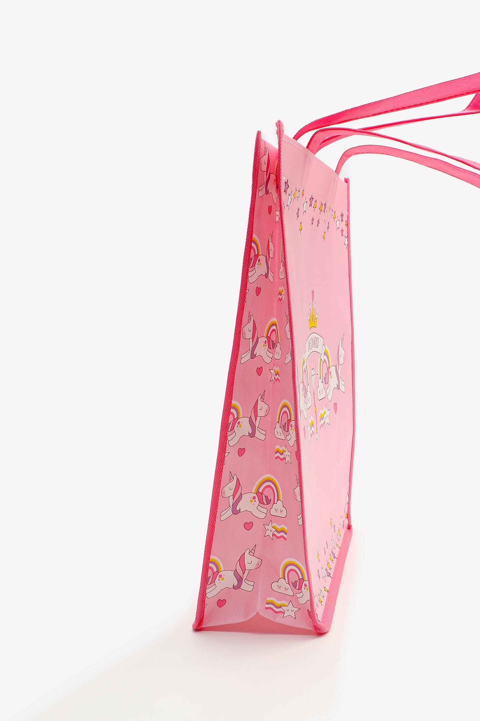 Unicorn Tote Bag for Girls
