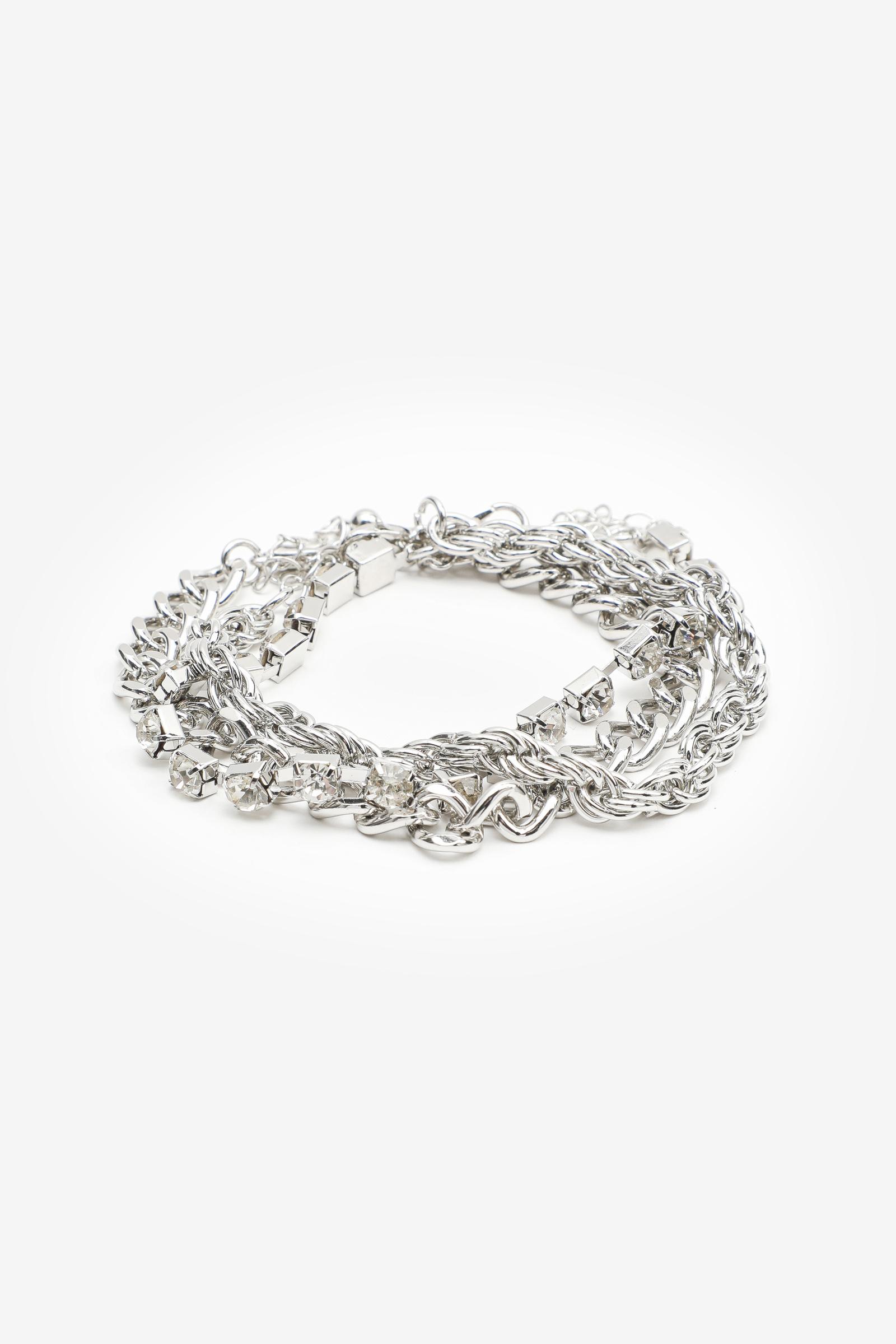 Pack of Chain Bracelets