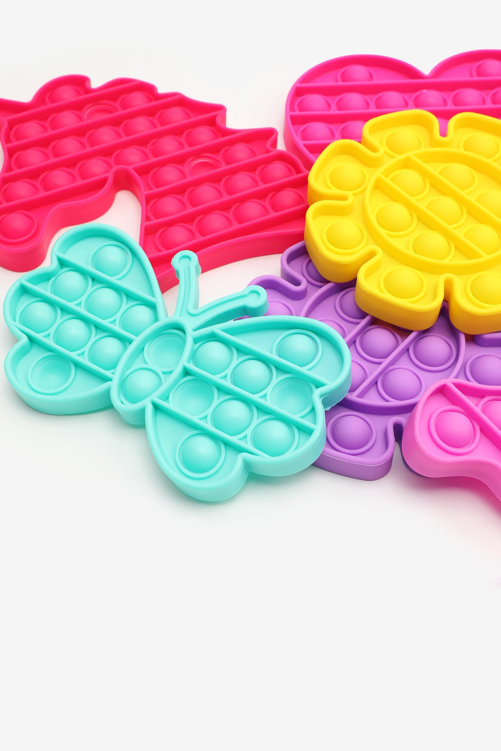 Butterfly-Shape Pop Fidget