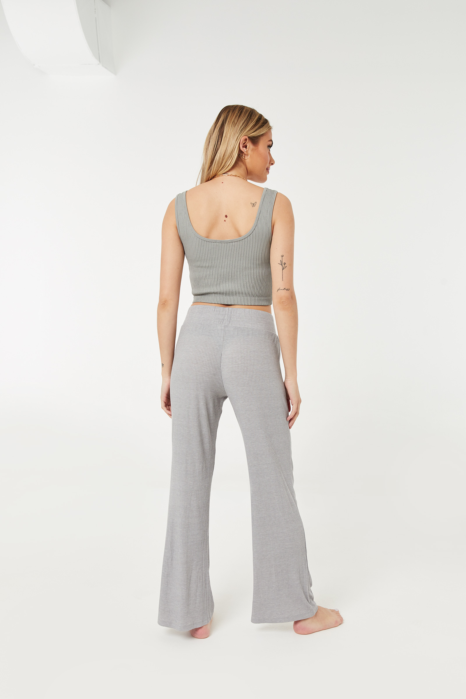 Lounge Flared PJ Pants