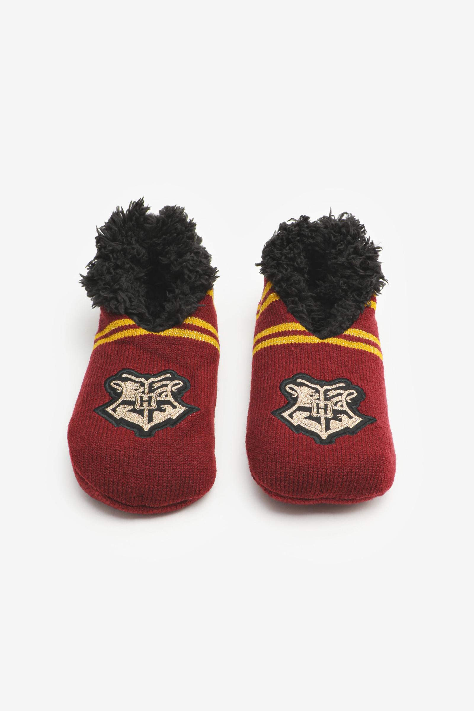 Gryffindor Slip-On Slippers