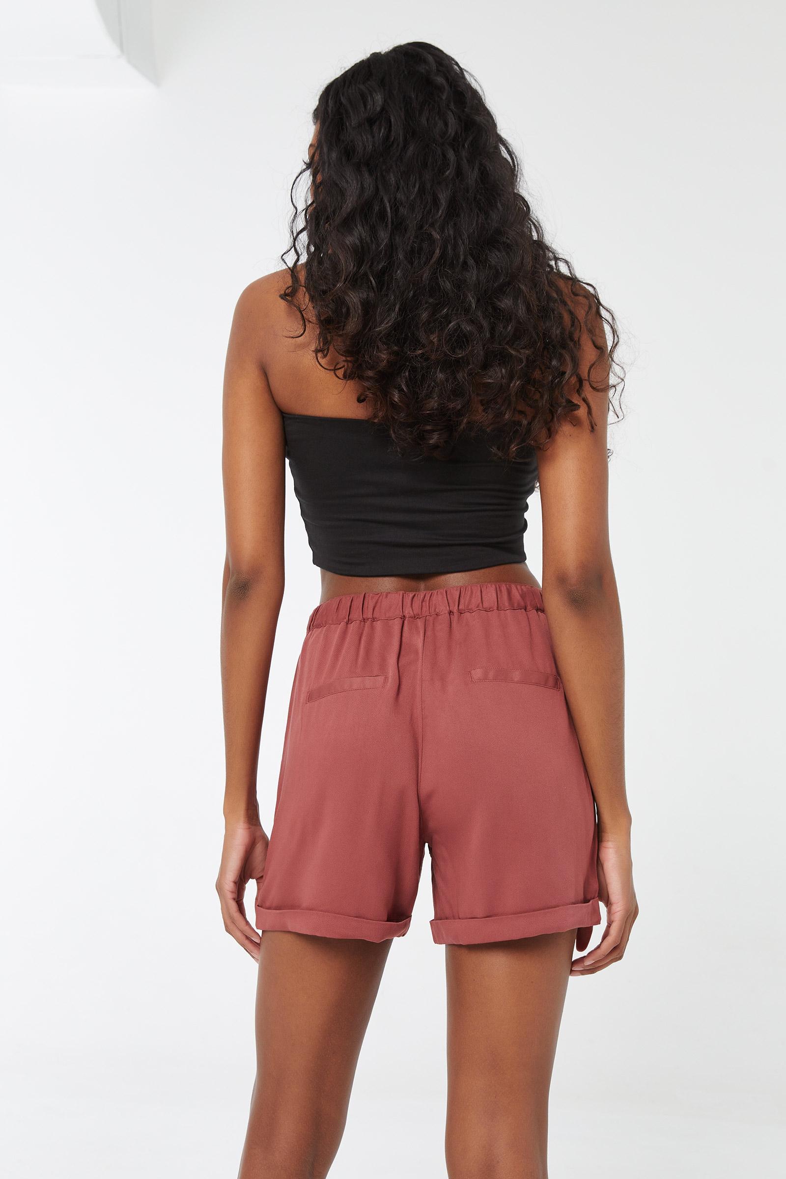 Zip Pocket Shorts