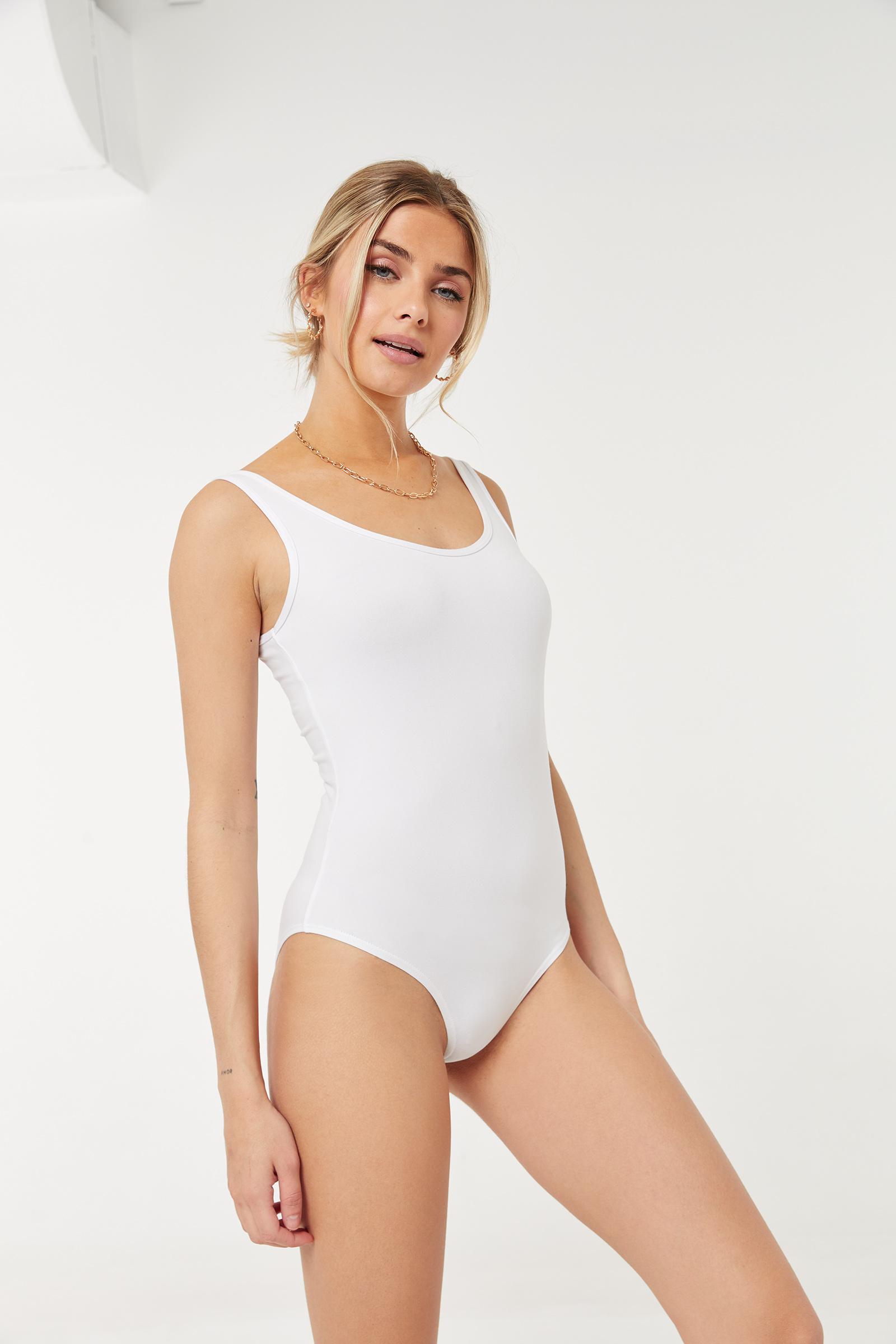 Slip-On Bodysuit
