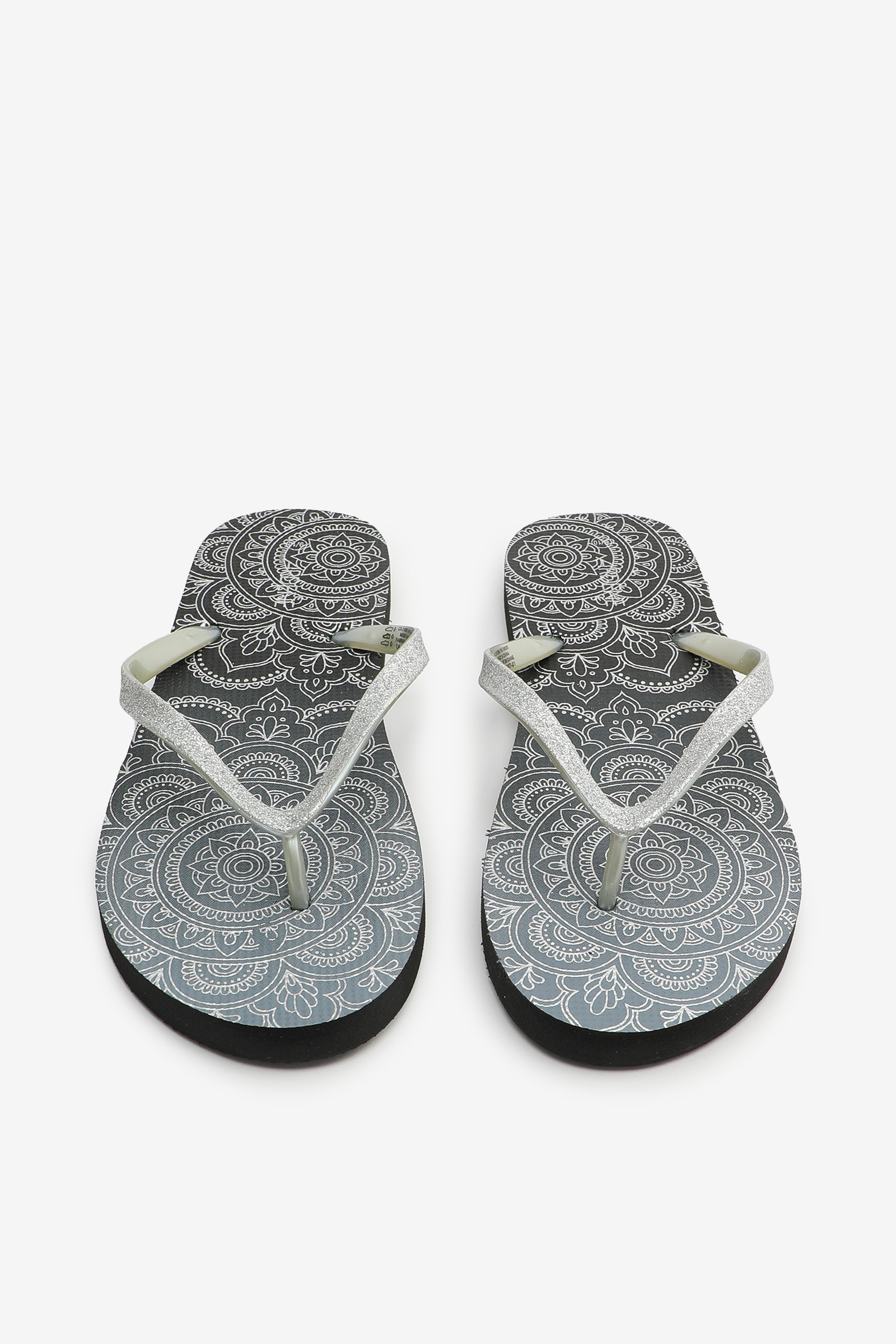 Mandala Flip-Flops