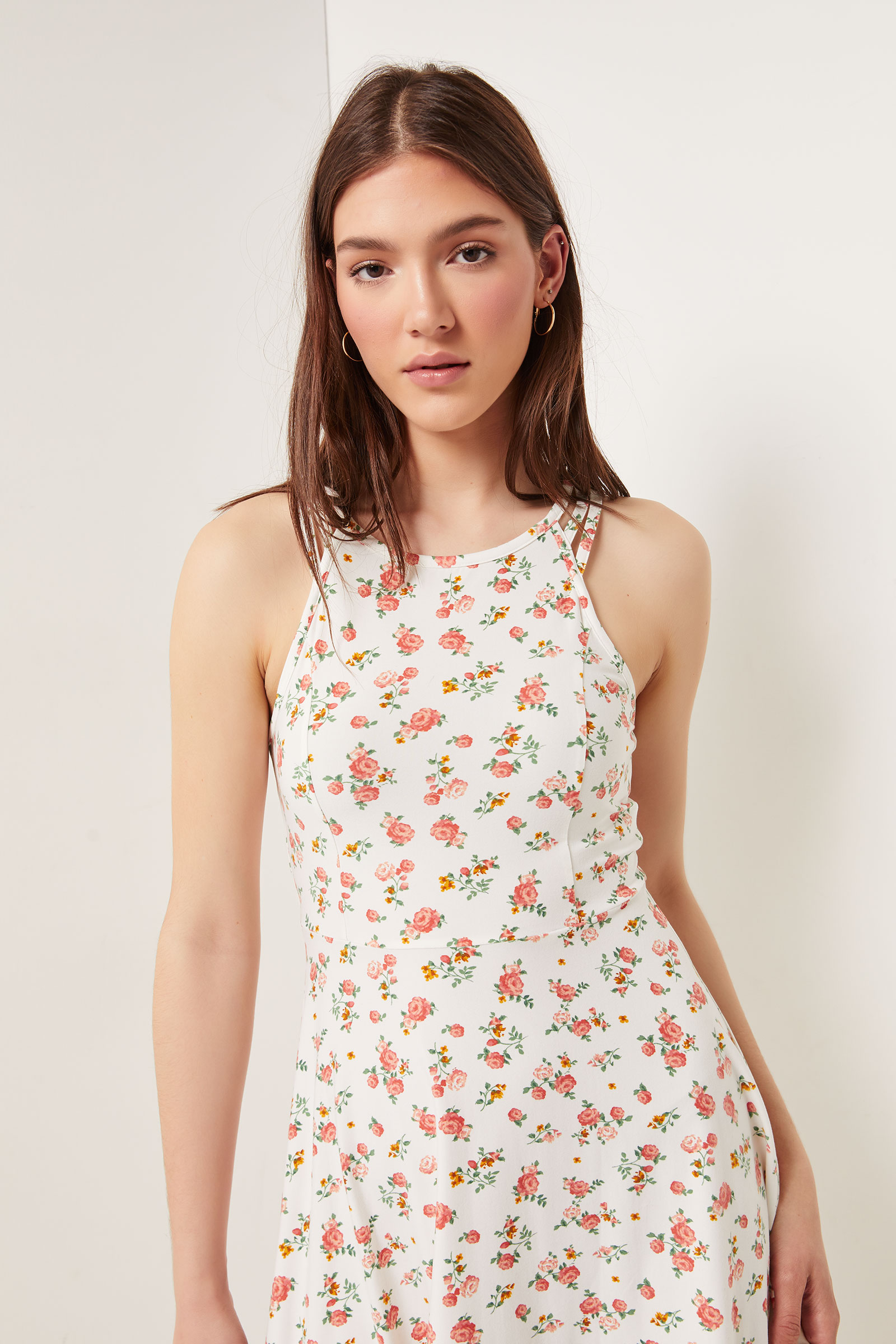 Floral Softie Mini Dress