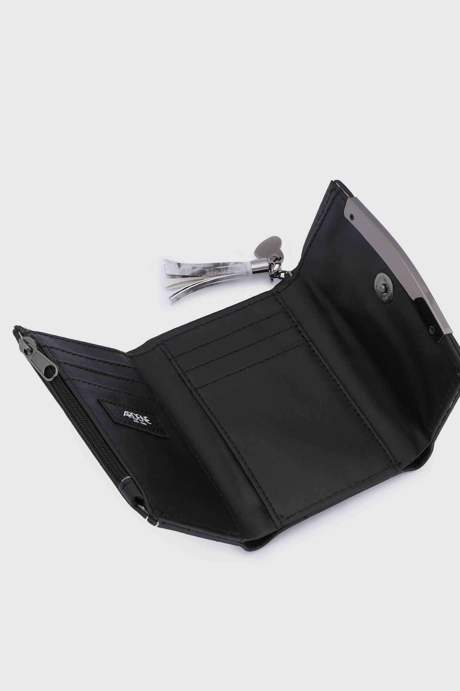 Tie-Dye Folded Wallet