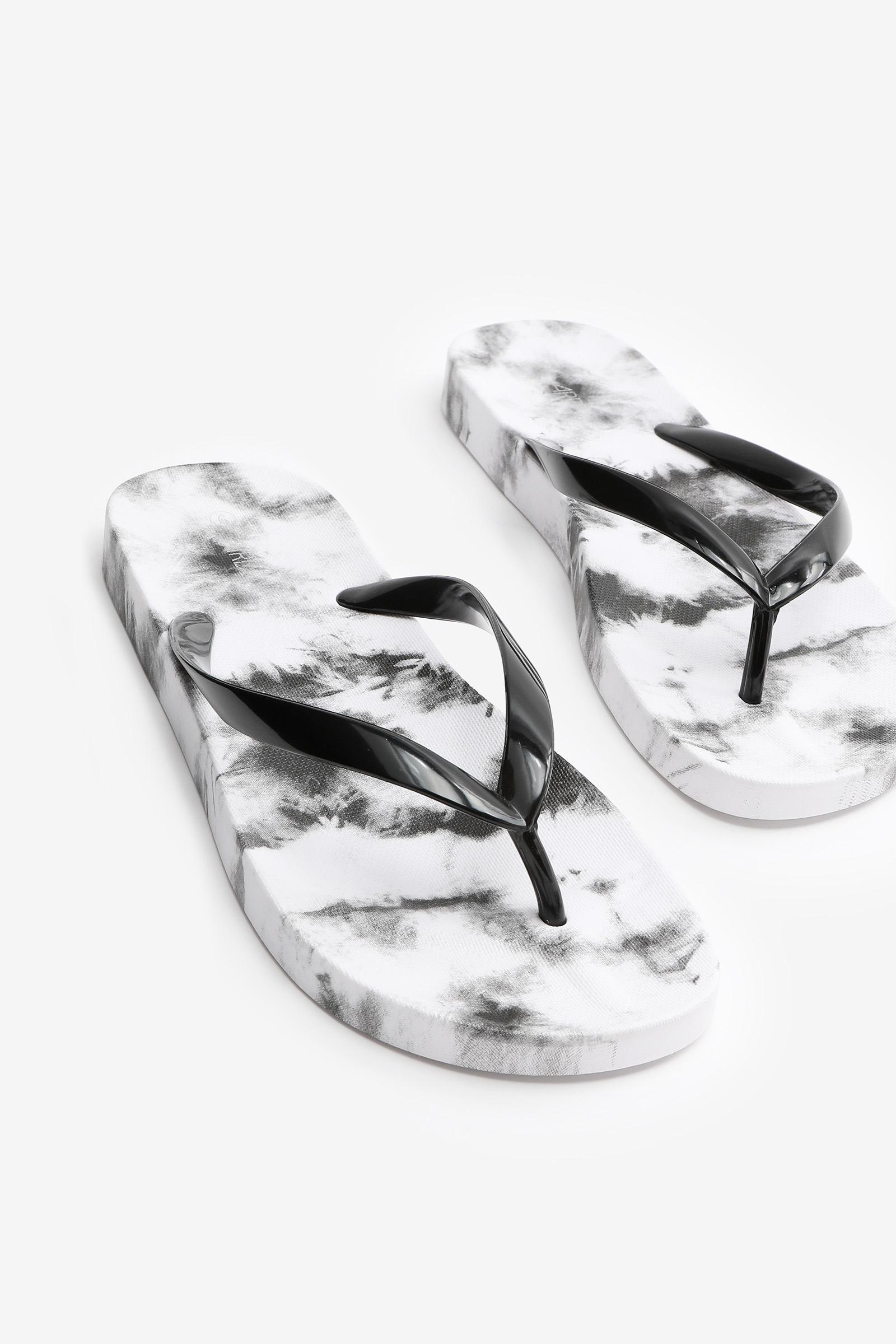 Flip-flops en gelée